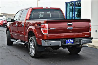 2014 F-150 SuperCrew Cab 4x4,  Pickup #TP2390 - photo 9
