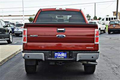 2014 F-150 SuperCrew Cab 4x4,  Pickup #TP2390 - photo 10