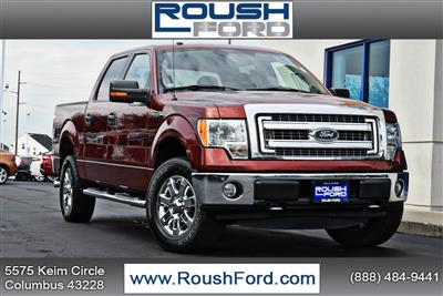2014 F-150 SuperCrew Cab 4x4,  Pickup #TP2390 - photo 1