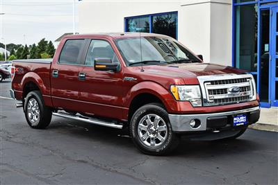 2014 F-150 SuperCrew Cab 4x4,  Pickup #TP2390 - photo 3