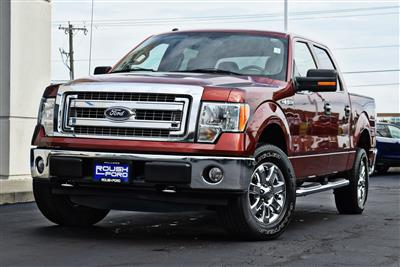 2014 F-150 SuperCrew Cab 4x4,  Pickup #TP2390 - photo 4