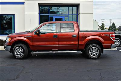 2014 F-150 SuperCrew Cab 4x4,  Pickup #TP2390 - photo 8