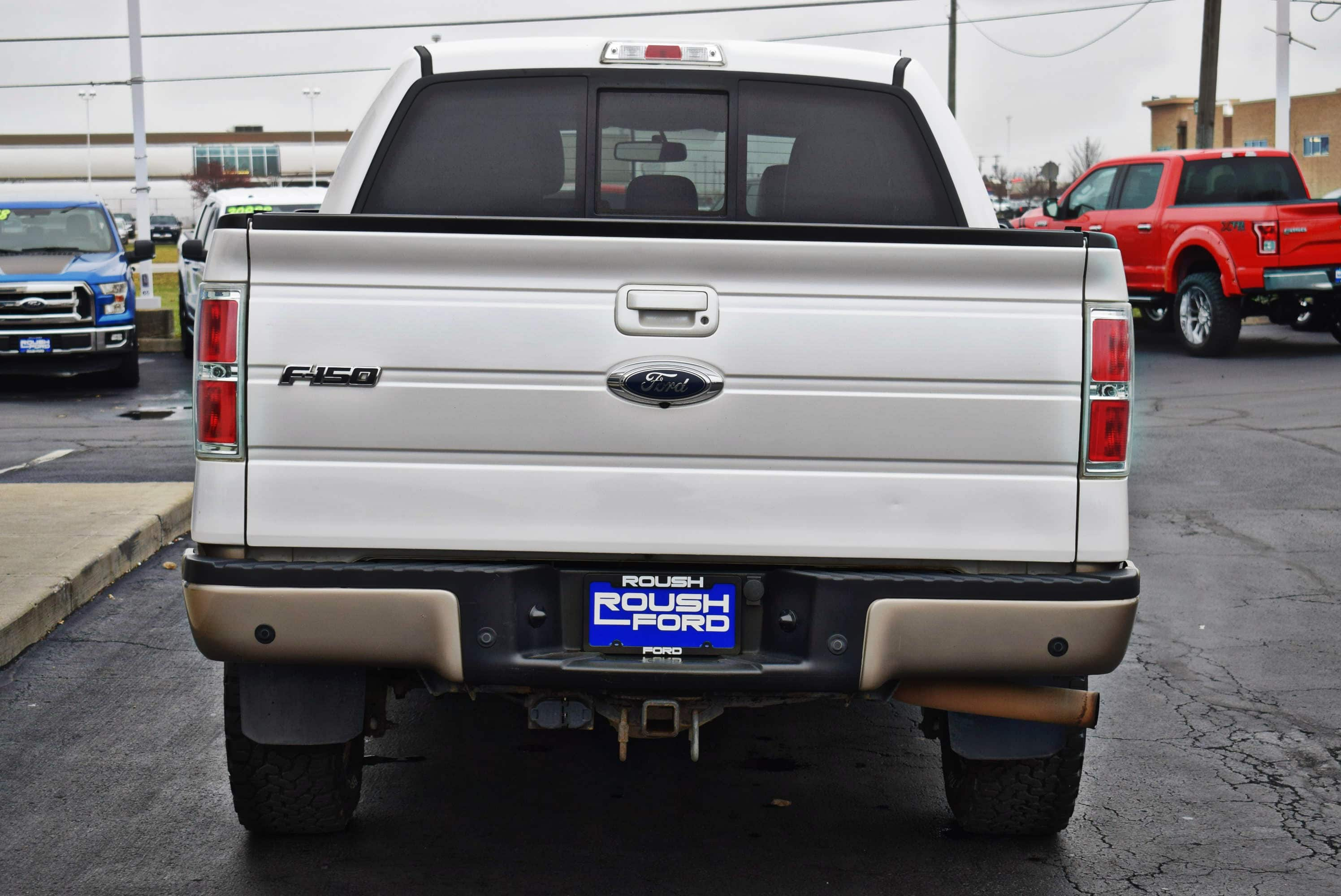 2013 F-150 SuperCrew Cab 4x4,  Pickup #TP2398B - photo 11