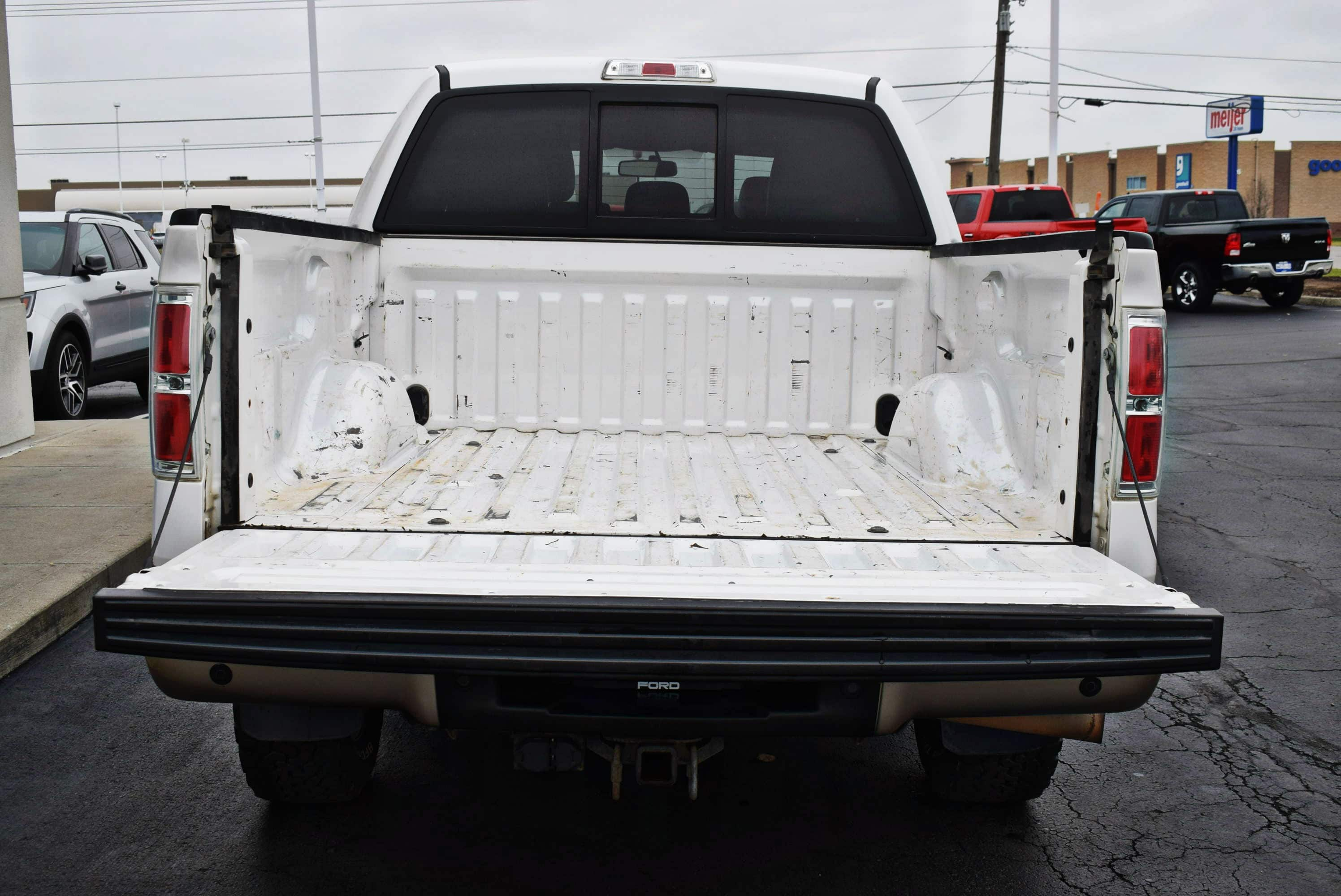 2013 F-150 SuperCrew Cab 4x4,  Pickup #TP2398B - photo 12