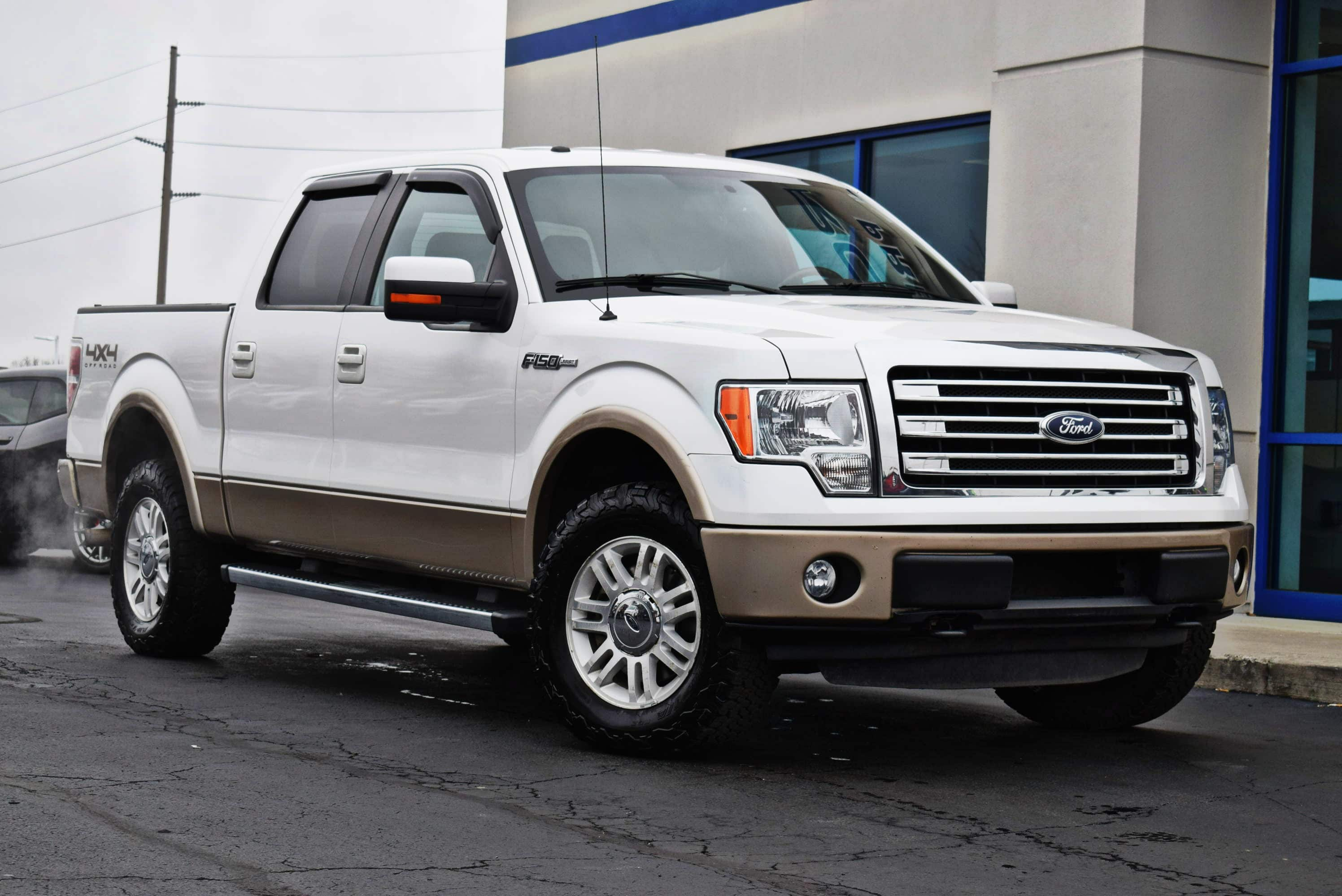 2013 F-150 SuperCrew Cab 4x4,  Pickup #TP2398B - photo 3