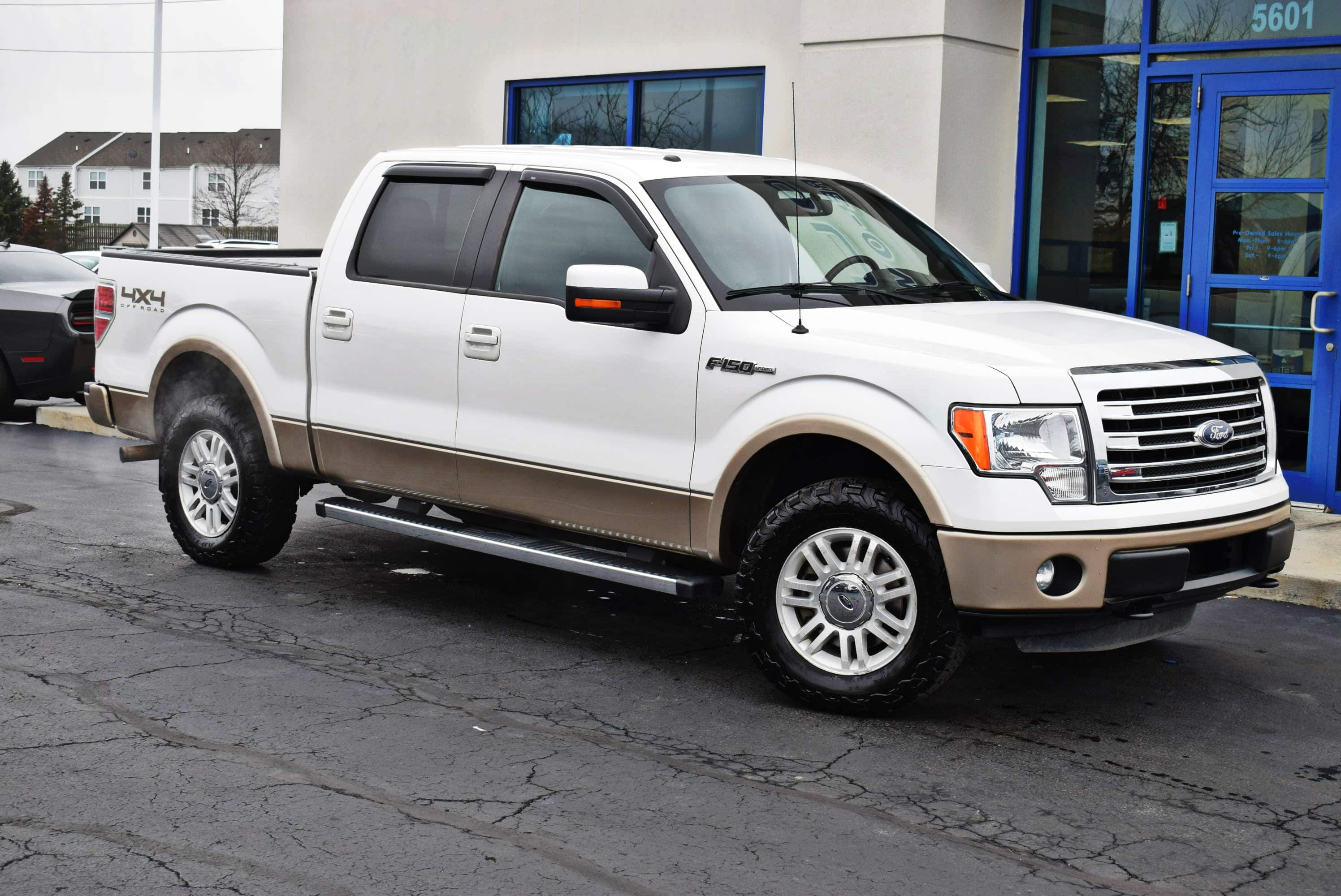 2013 F-150 SuperCrew Cab 4x4,  Pickup #TP2398B - photo 4