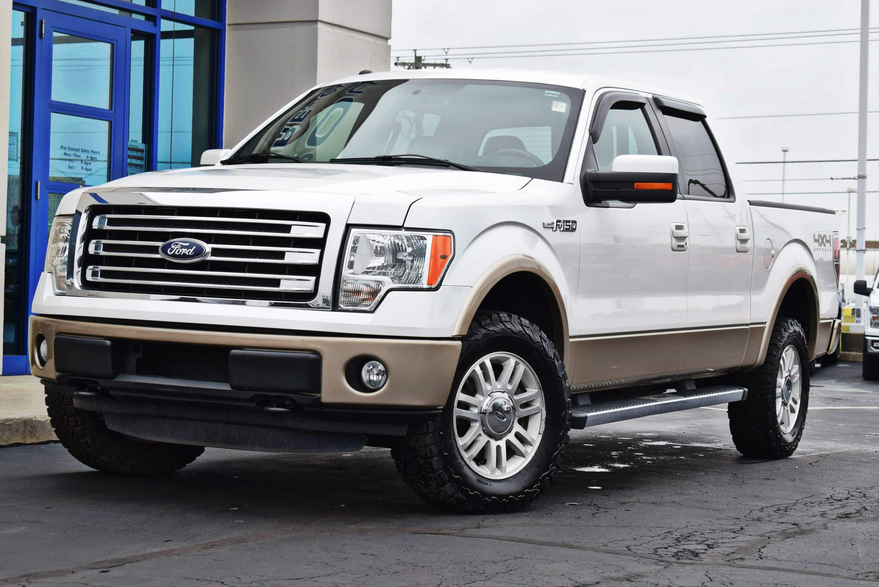 2013 F-150 SuperCrew Cab 4x4,  Pickup #TP2398B - photo 5