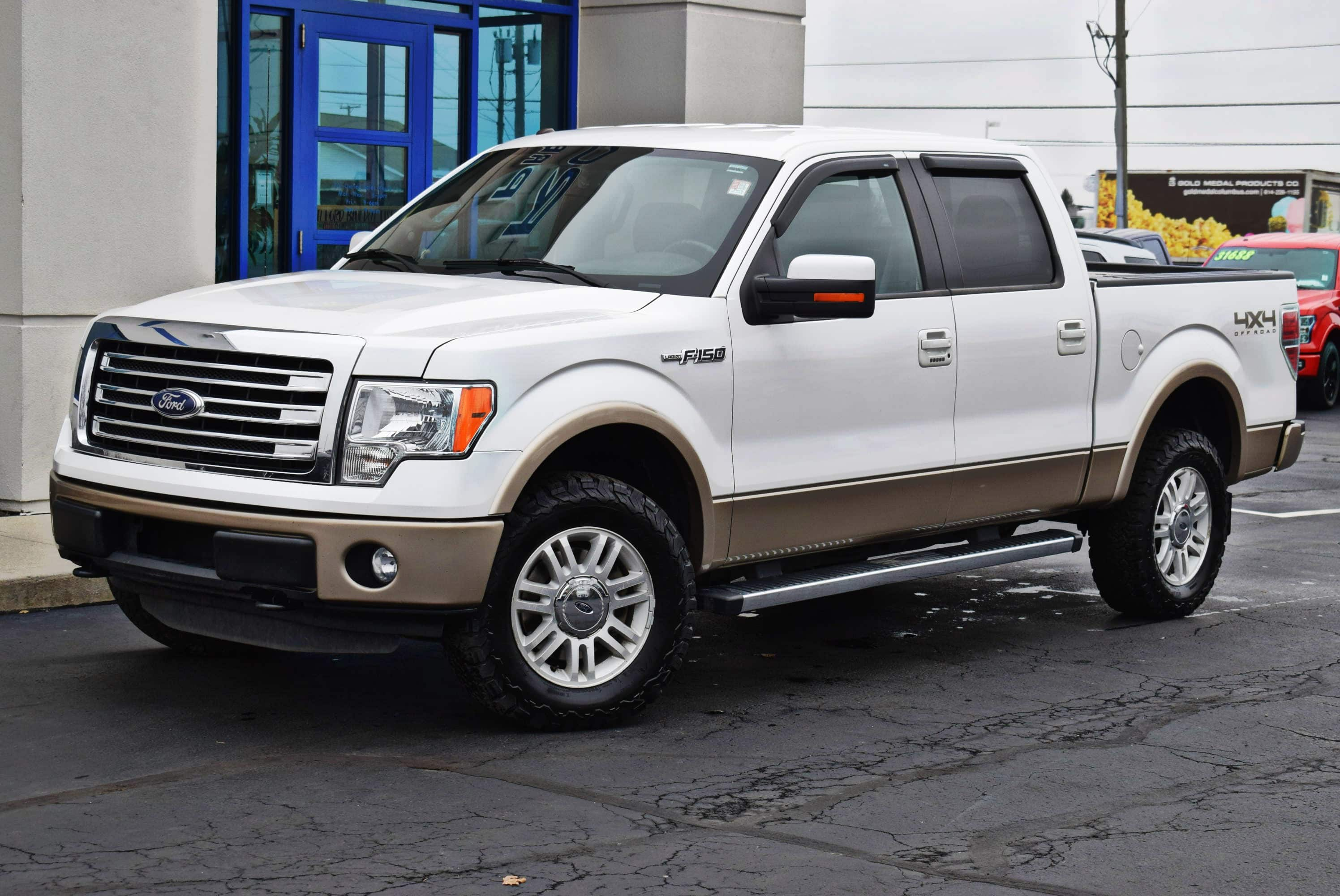 2013 F-150 SuperCrew Cab 4x4,  Pickup #TP2398B - photo 6