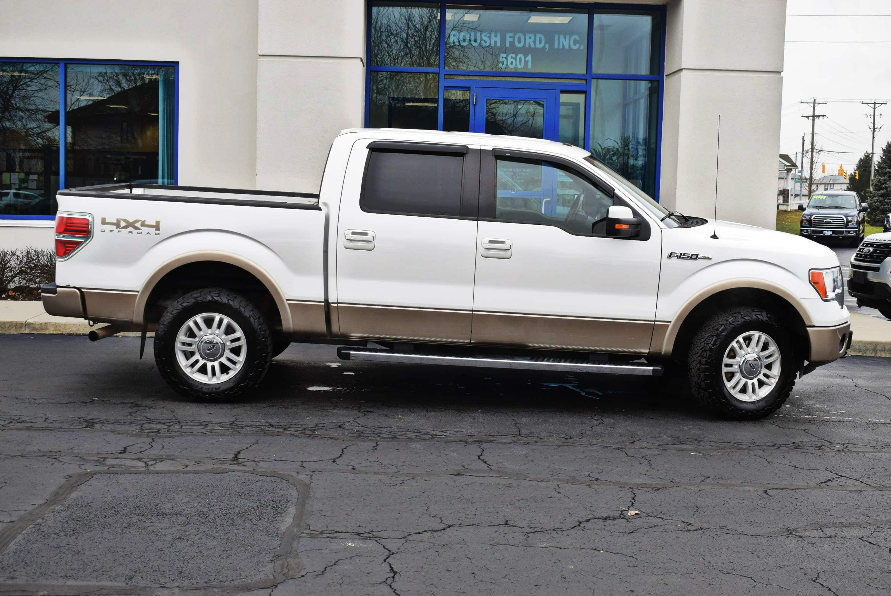 2013 F-150 SuperCrew Cab 4x4,  Pickup #TP2398B - photo 8