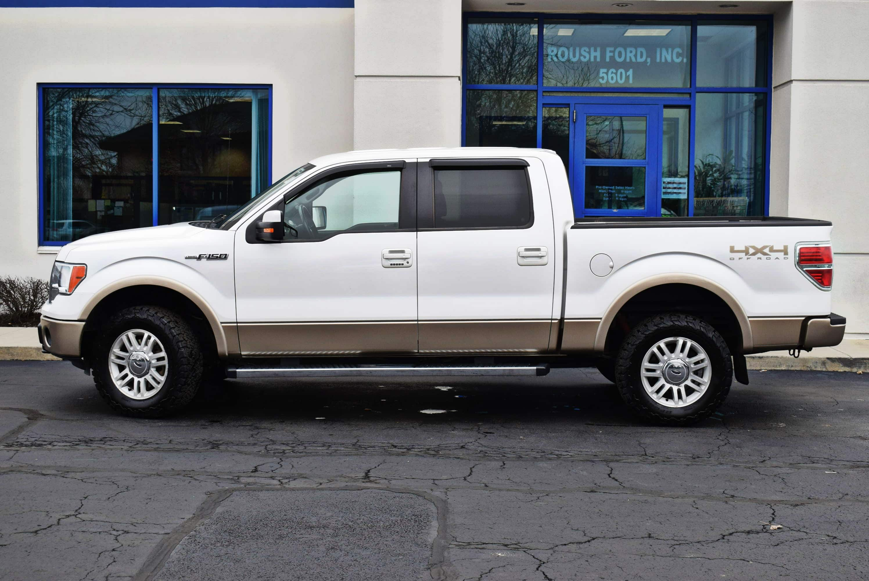 2013 F-150 SuperCrew Cab 4x4,  Pickup #TP2398B - photo 9