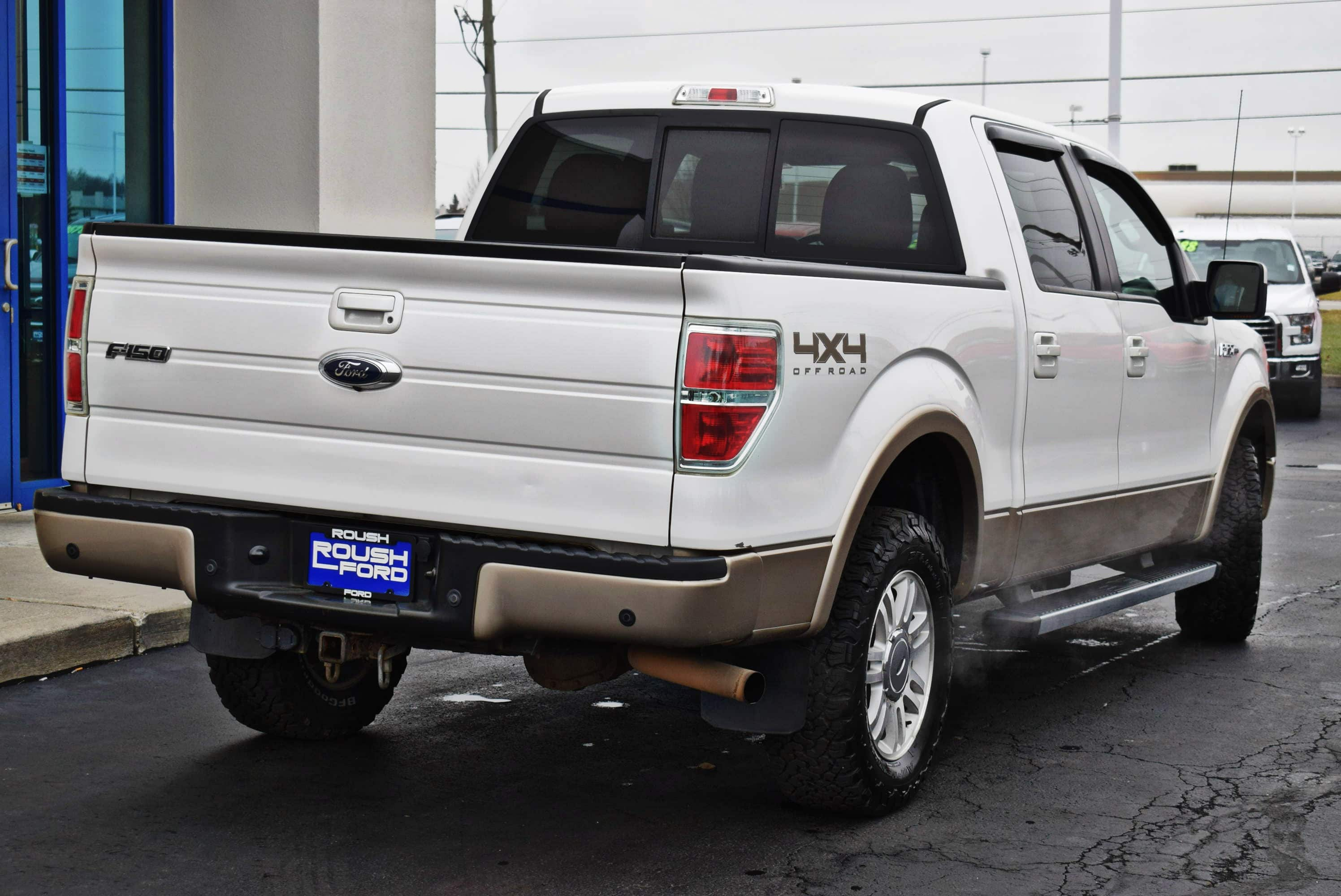 2013 F-150 SuperCrew Cab 4x4,  Pickup #TP2398B - photo 2