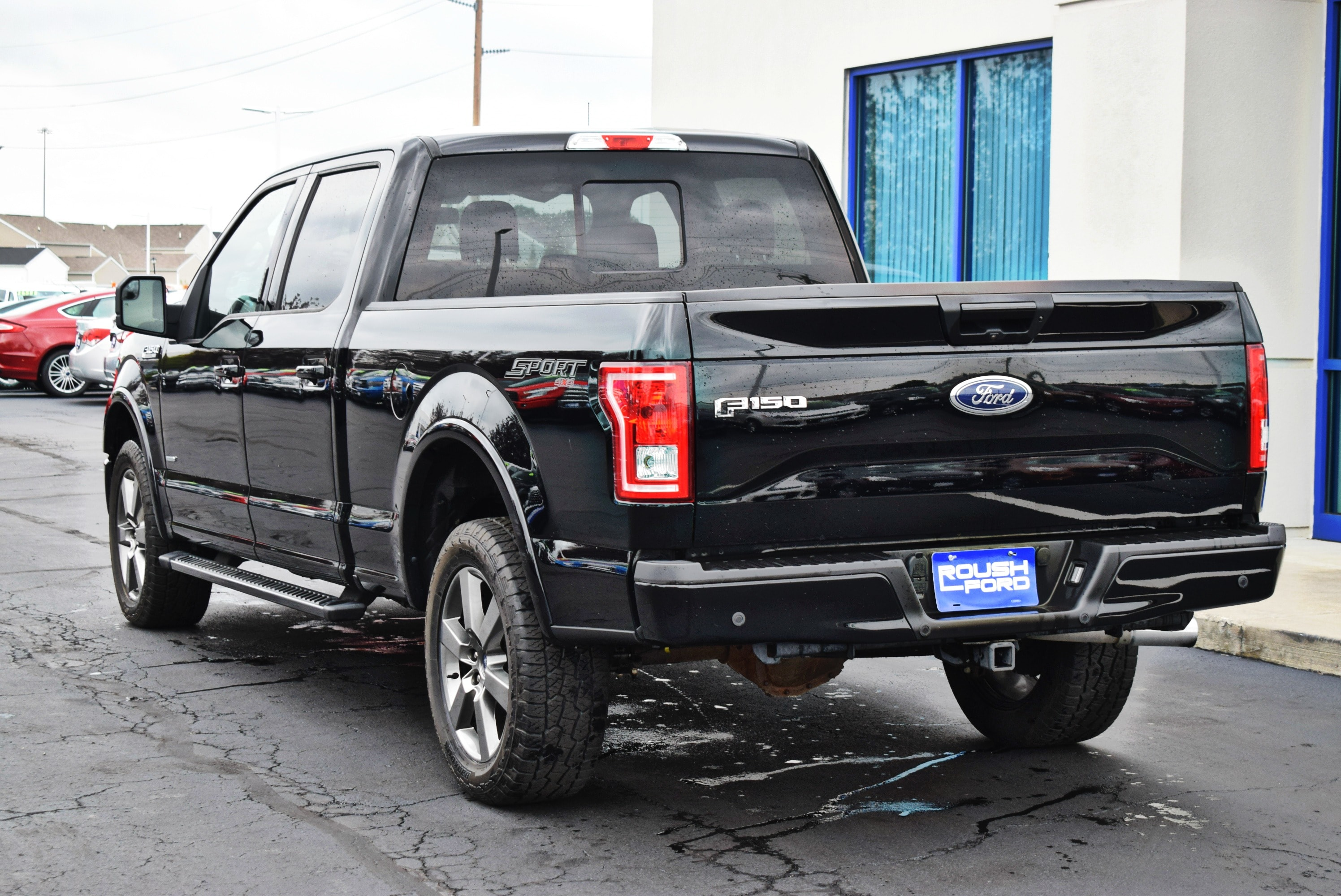 2016 F-150 SuperCrew Cab 4x4,  Pickup #TP2425 - photo 9