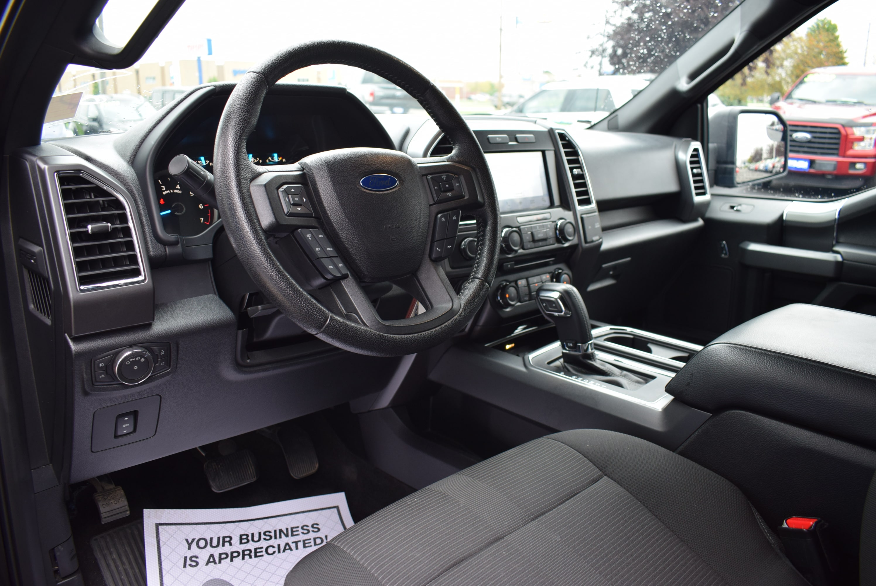 2016 F-150 SuperCrew Cab 4x4,  Pickup #TP2425 - photo 17