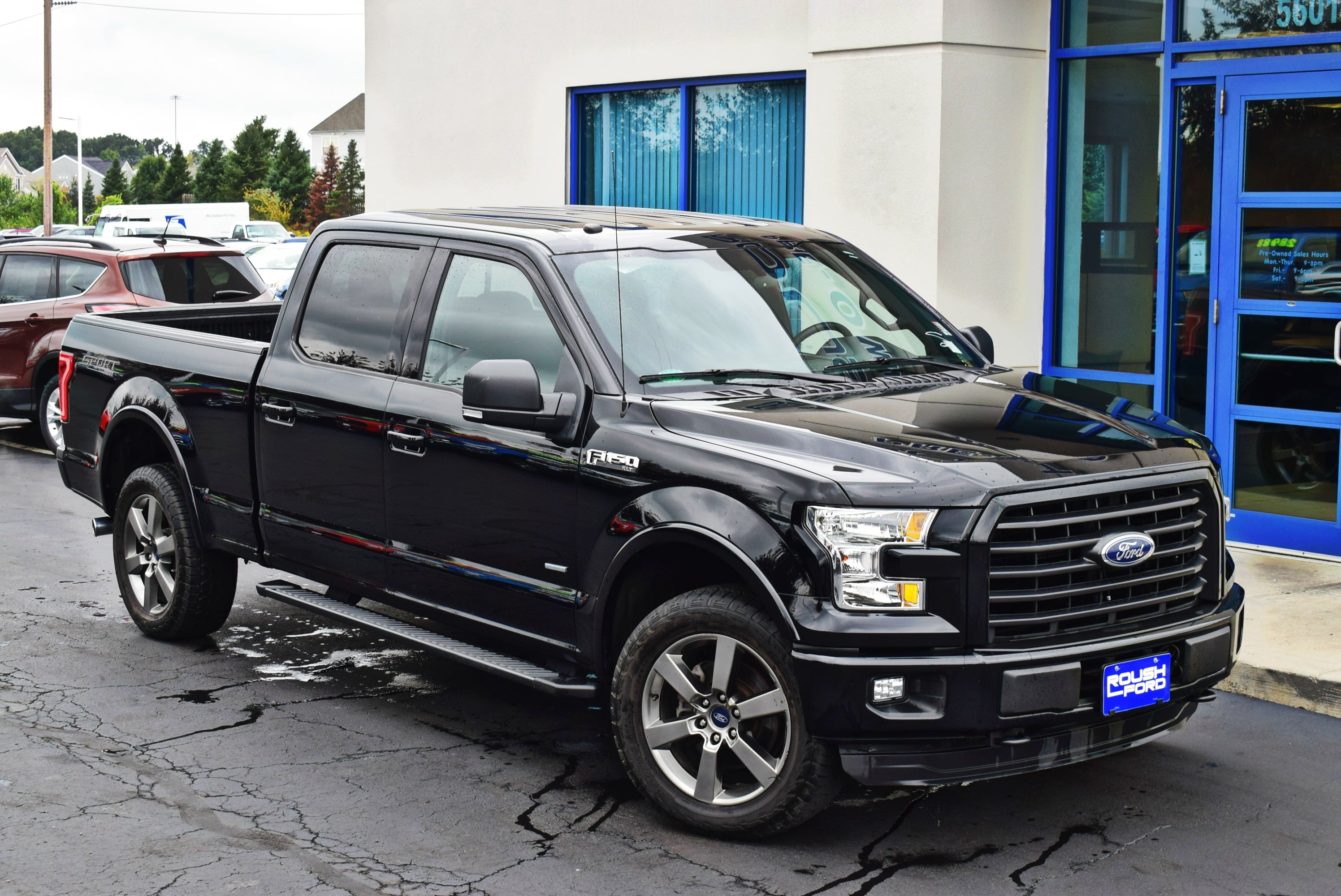 2016 F-150 SuperCrew Cab 4x4,  Pickup #TP2425 - photo 3