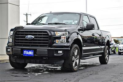 2016 F-150 SuperCrew Cab 4x4,  Pickup #TP2425 - photo 4