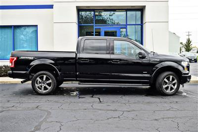 2016 F-150 SuperCrew Cab 4x4,  Pickup #TP2425 - photo 7