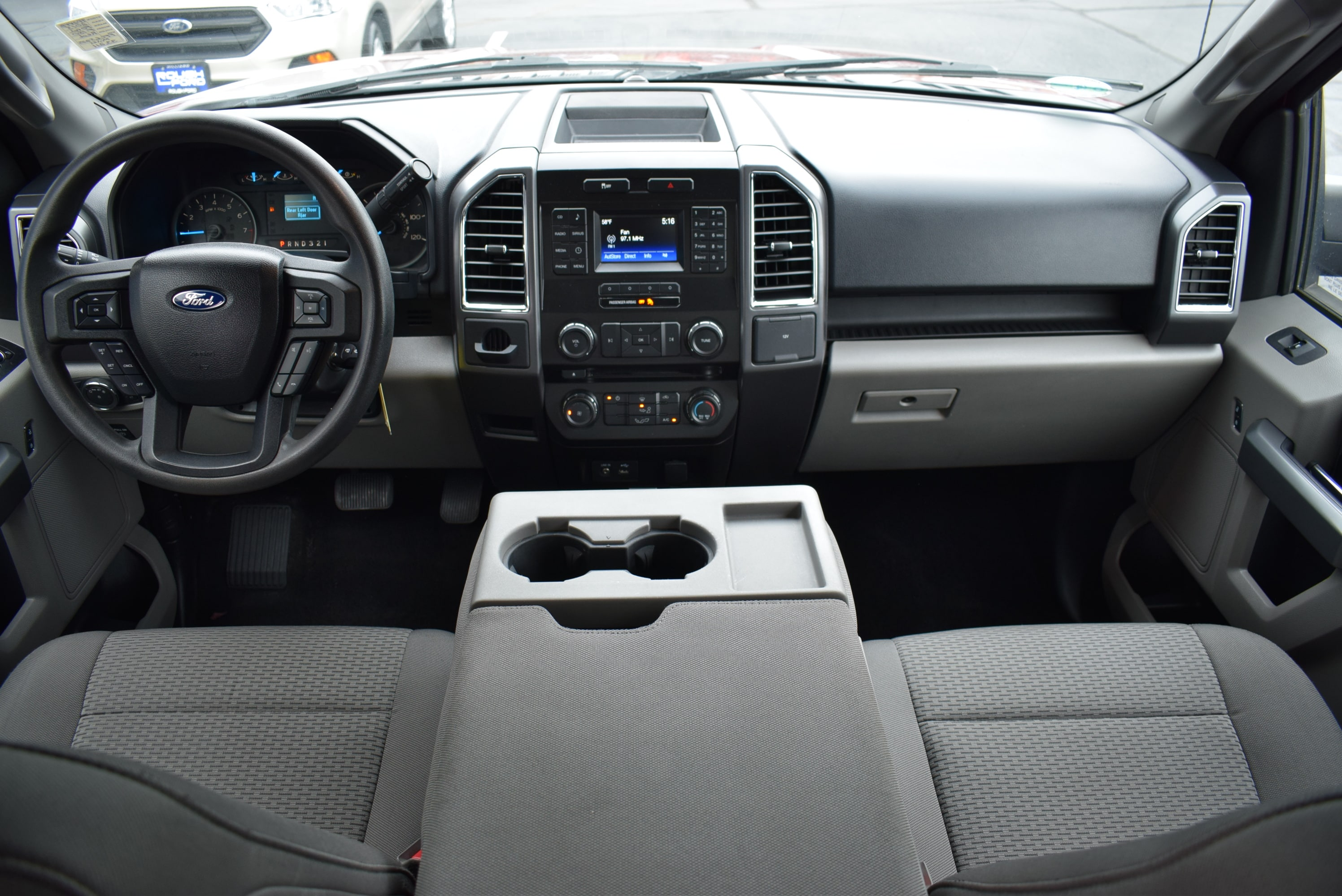 2015 F-150 SuperCrew Cab 4x2,  Pickup #TP2448 - photo 22