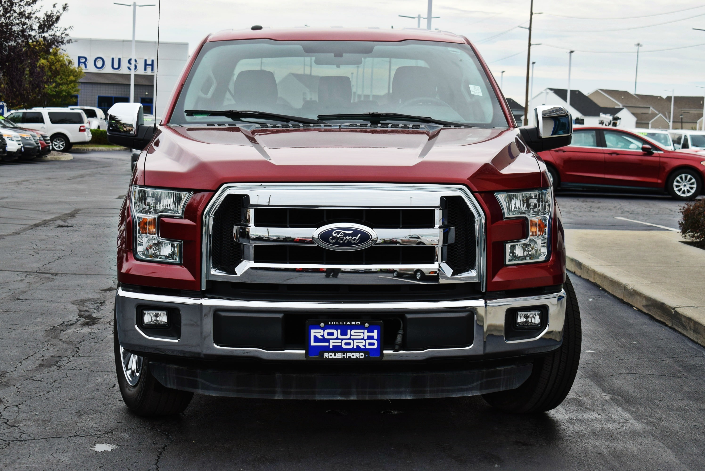2015 F-150 SuperCrew Cab 4x2,  Pickup #TP2448 - photo 5