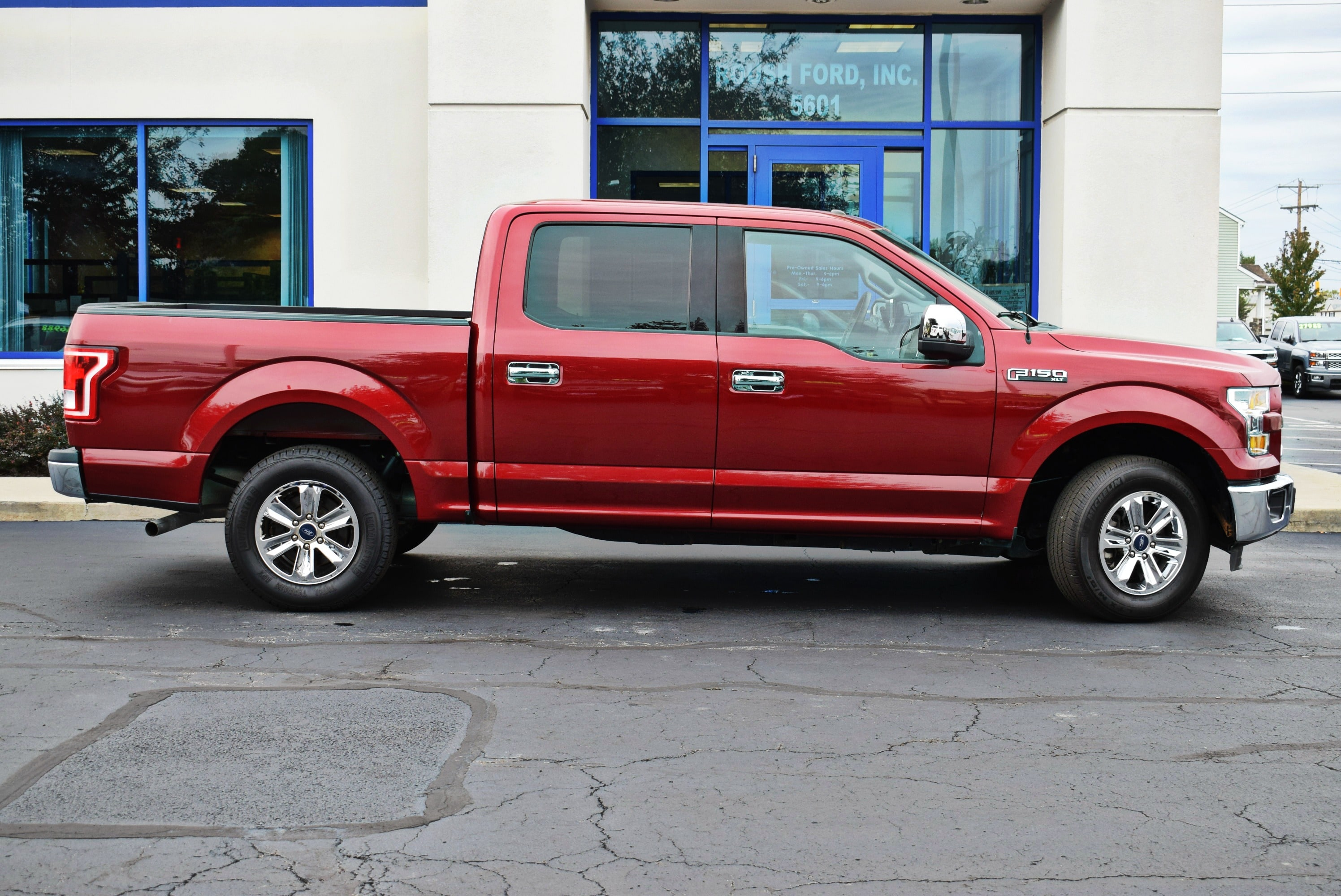 2015 F-150 SuperCrew Cab 4x2,  Pickup #TP2448 - photo 6