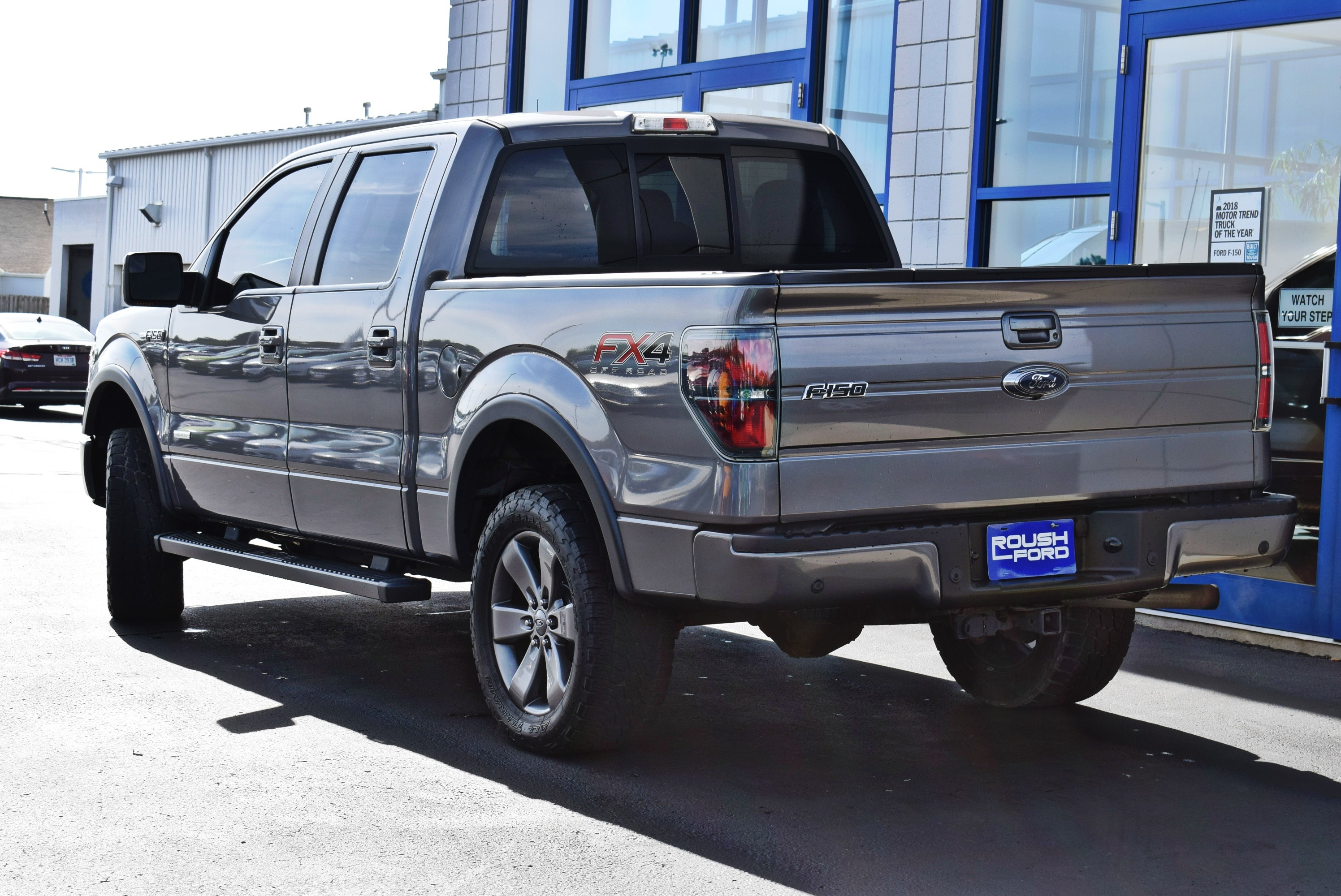 2014 F-150 SuperCrew Cab 4x4,  Pickup #TP2457 - photo 9