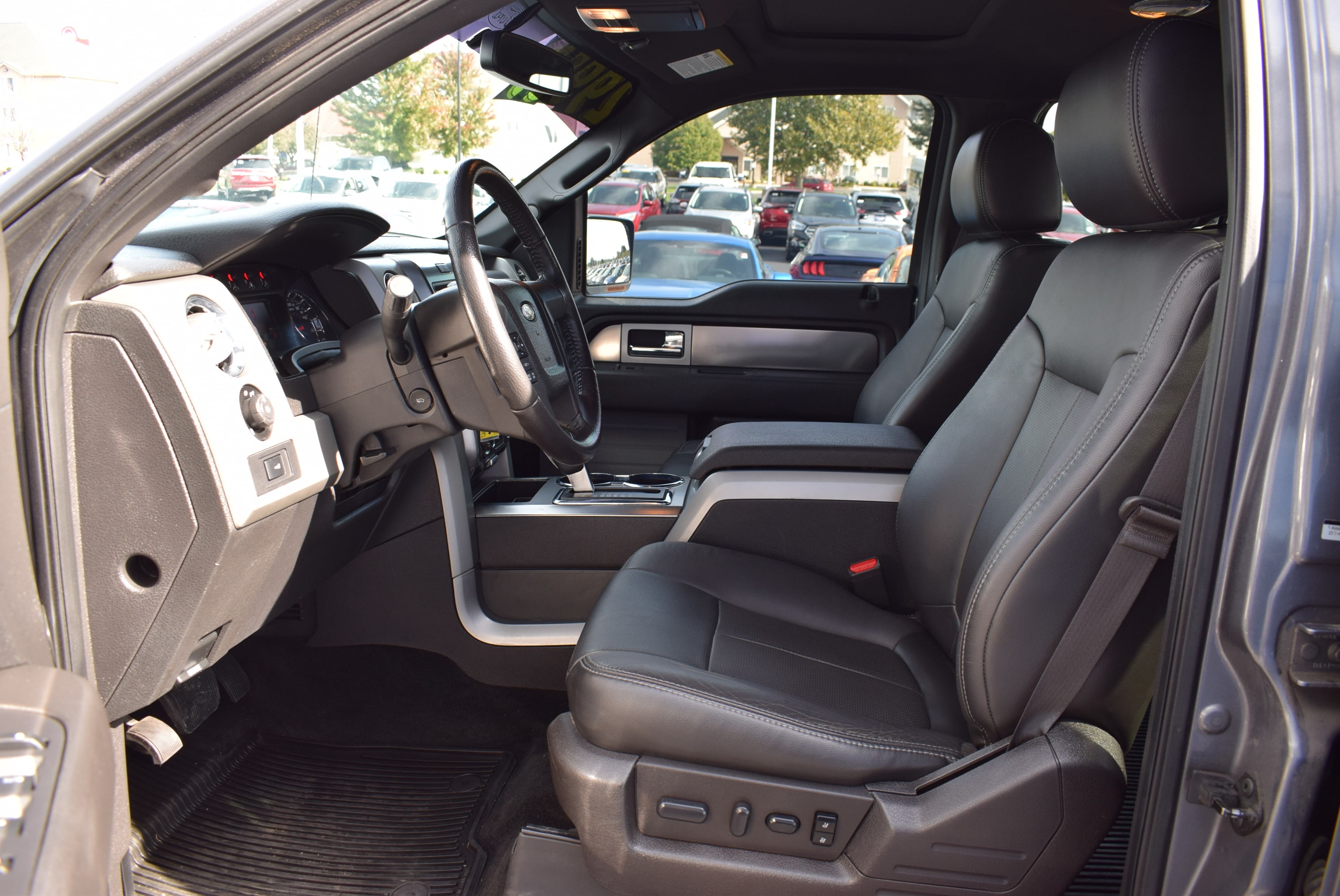 2014 F-150 SuperCrew Cab 4x4,  Pickup #TP2457 - photo 18
