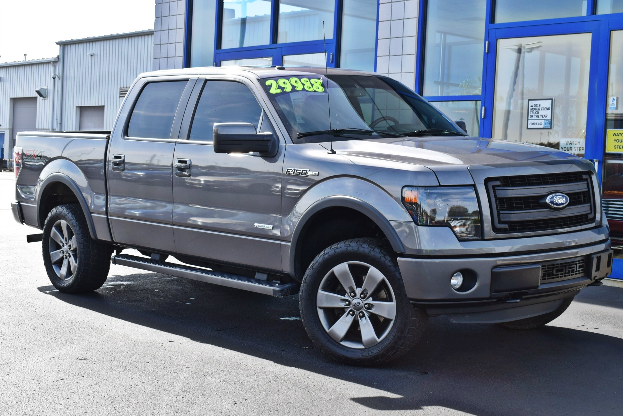 2014 F-150 SuperCrew Cab 4x4,  Pickup #TP2457 - photo 3
