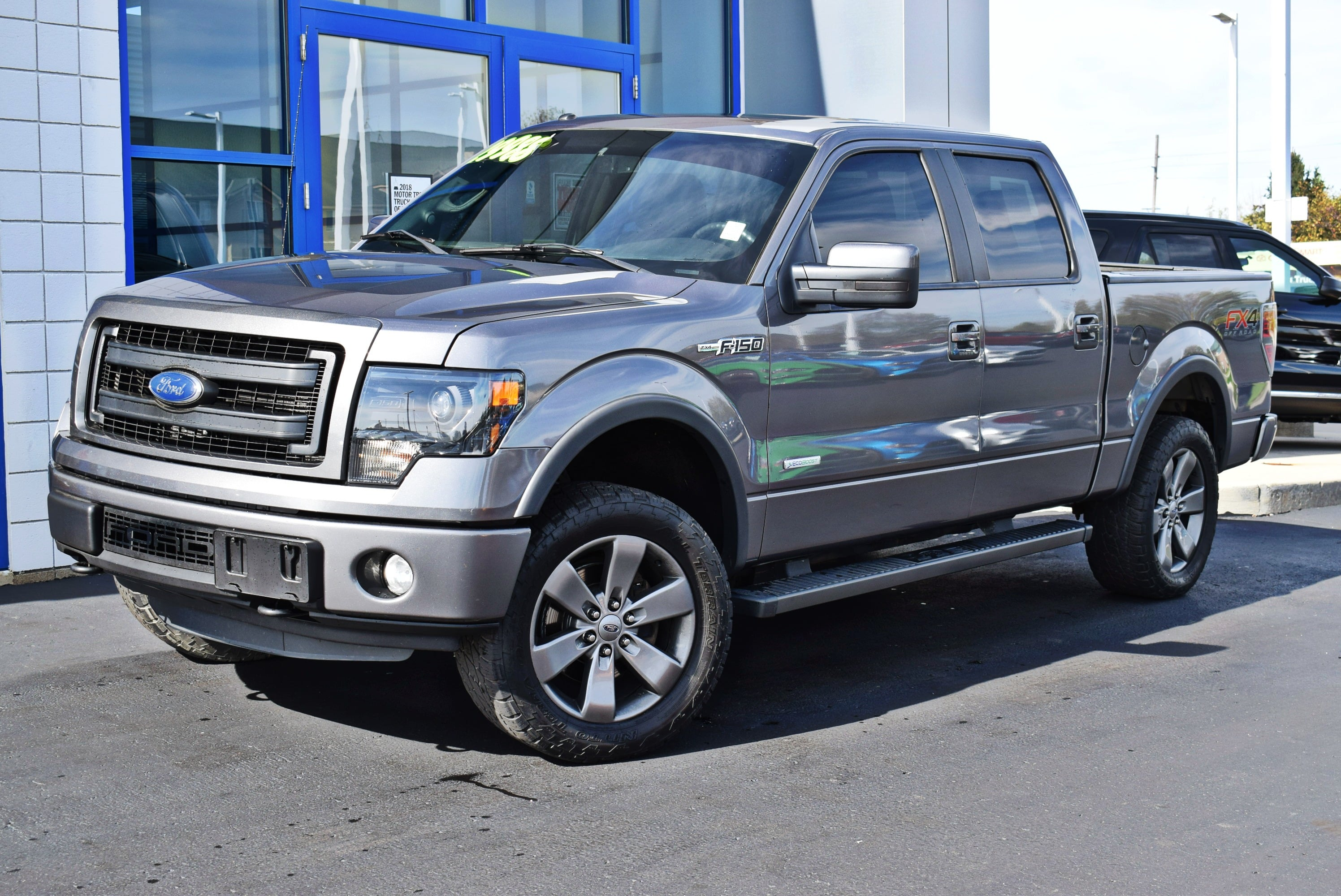 2014 F-150 SuperCrew Cab 4x4,  Pickup #TP2457 - photo 5