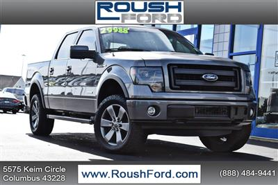 2014 F-150 SuperCrew Cab 4x4,  Pickup #TP2457 - photo 1