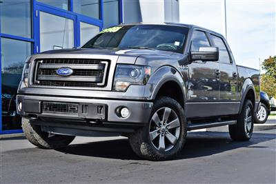 2014 F-150 SuperCrew Cab 4x4,  Pickup #TP2457 - photo 4
