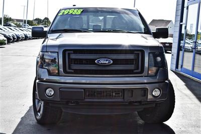 2014 F-150 SuperCrew Cab 4x4,  Pickup #TP2457 - photo 6