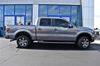 2014 F-150 SuperCrew Cab 4x4,  Pickup #TP2457 - photo 7