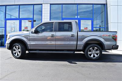2014 F-150 SuperCrew Cab 4x4,  Pickup #TP2457 - photo 8