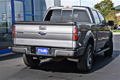 2014 F-150 SuperCrew Cab 4x4,  Pickup #TP2457 - photo 2