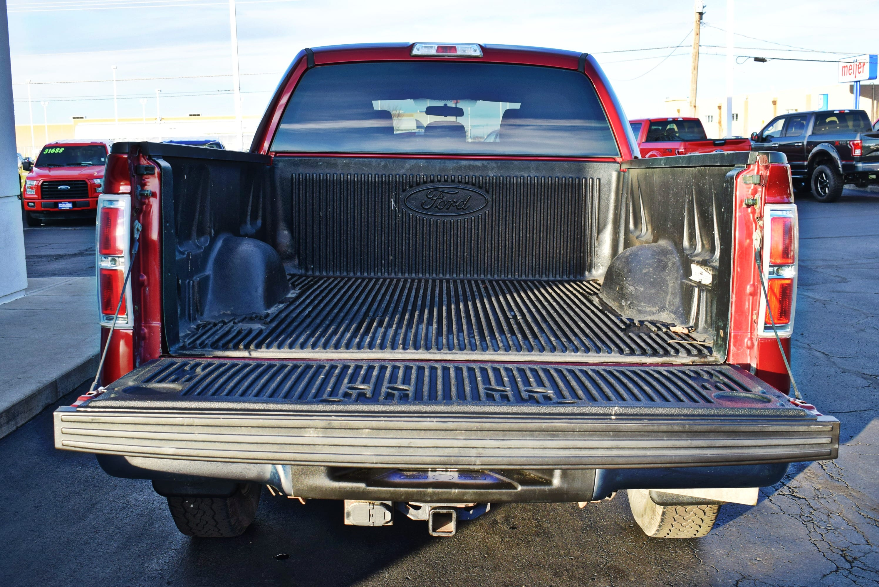 2014 F-150 SuperCrew Cab 4x4,  Pickup #TP2536 - photo 11