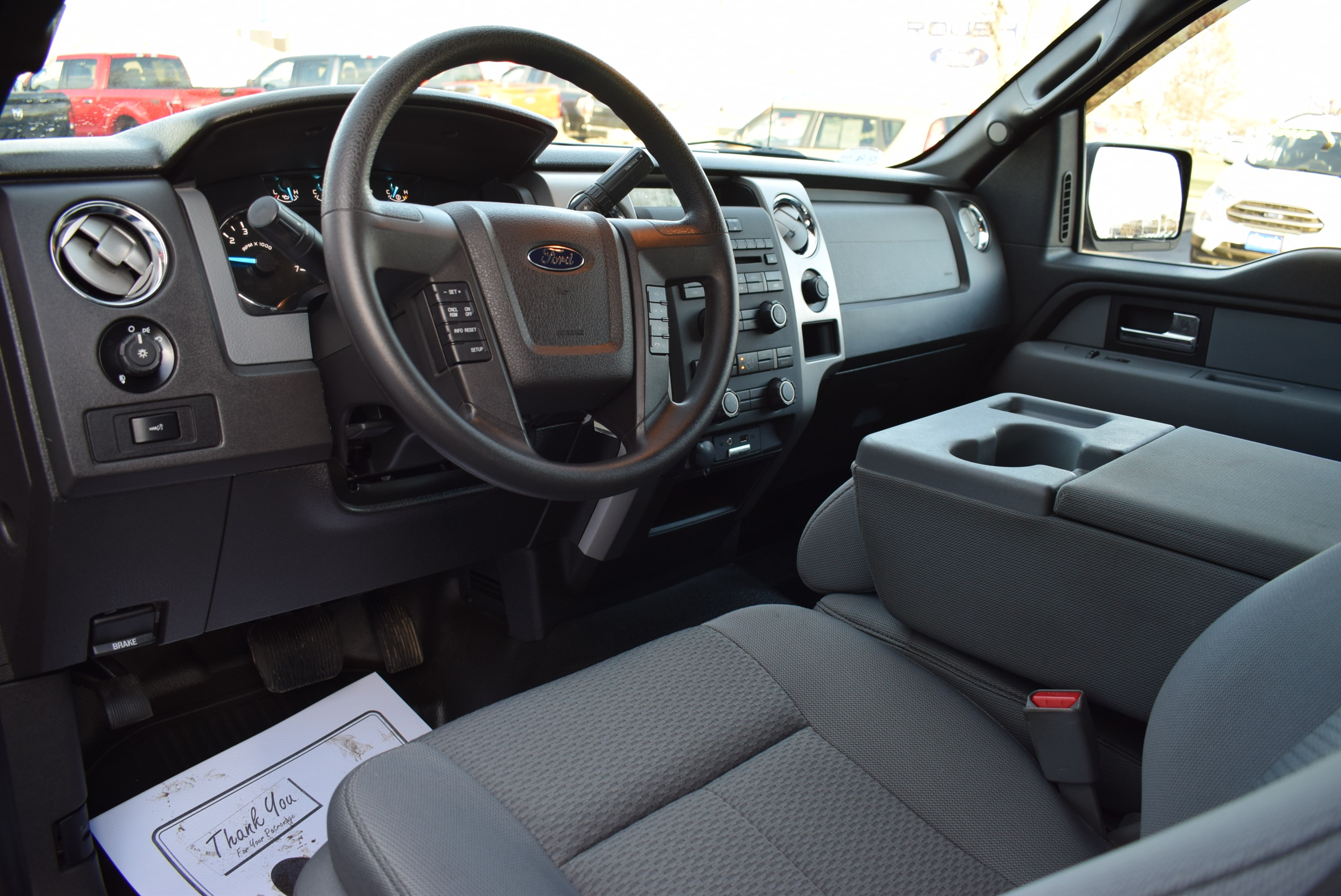 2014 F-150 SuperCrew Cab 4x4,  Pickup #TP2536 - photo 17