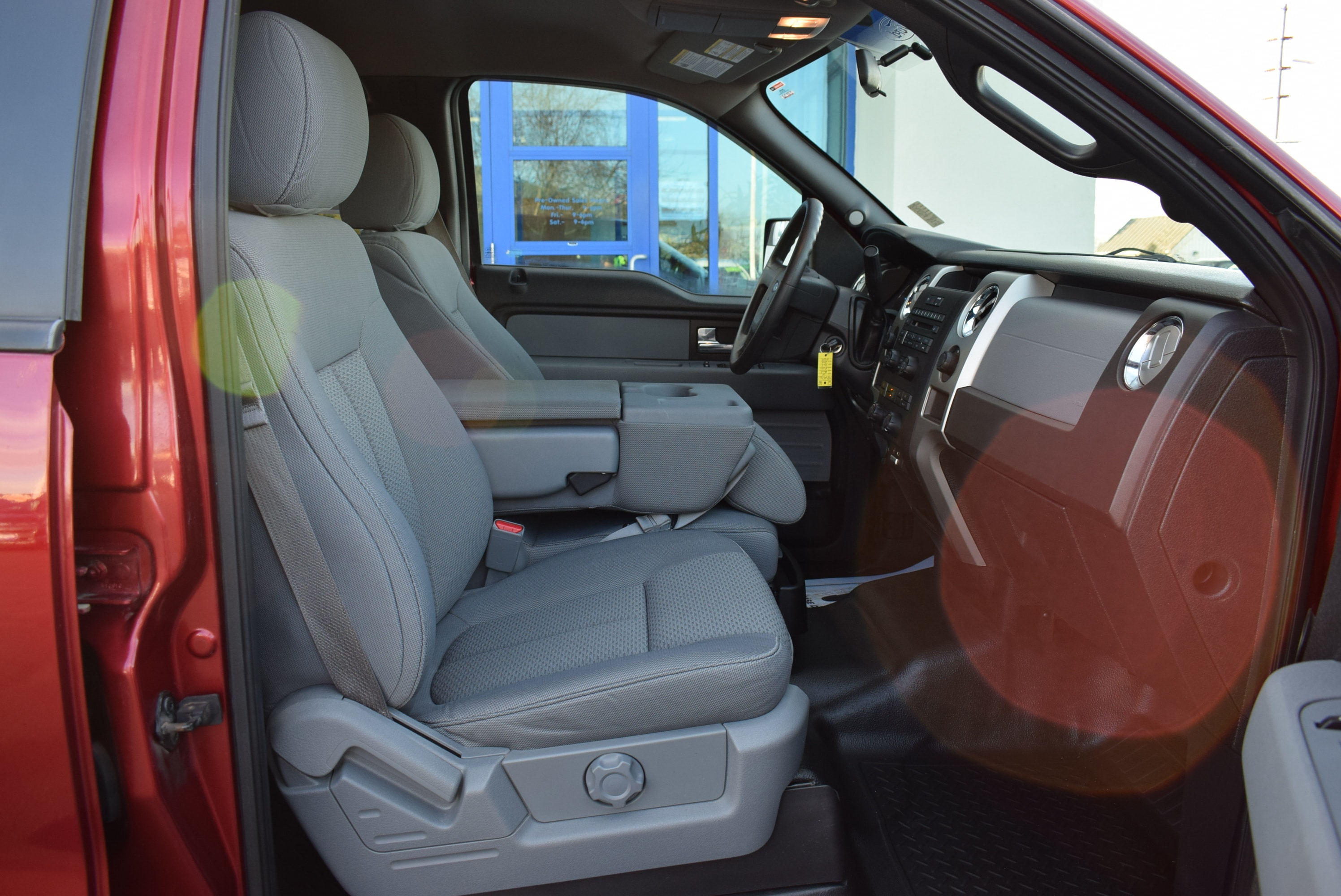 2014 F-150 SuperCrew Cab 4x4,  Pickup #TP2536 - photo 19