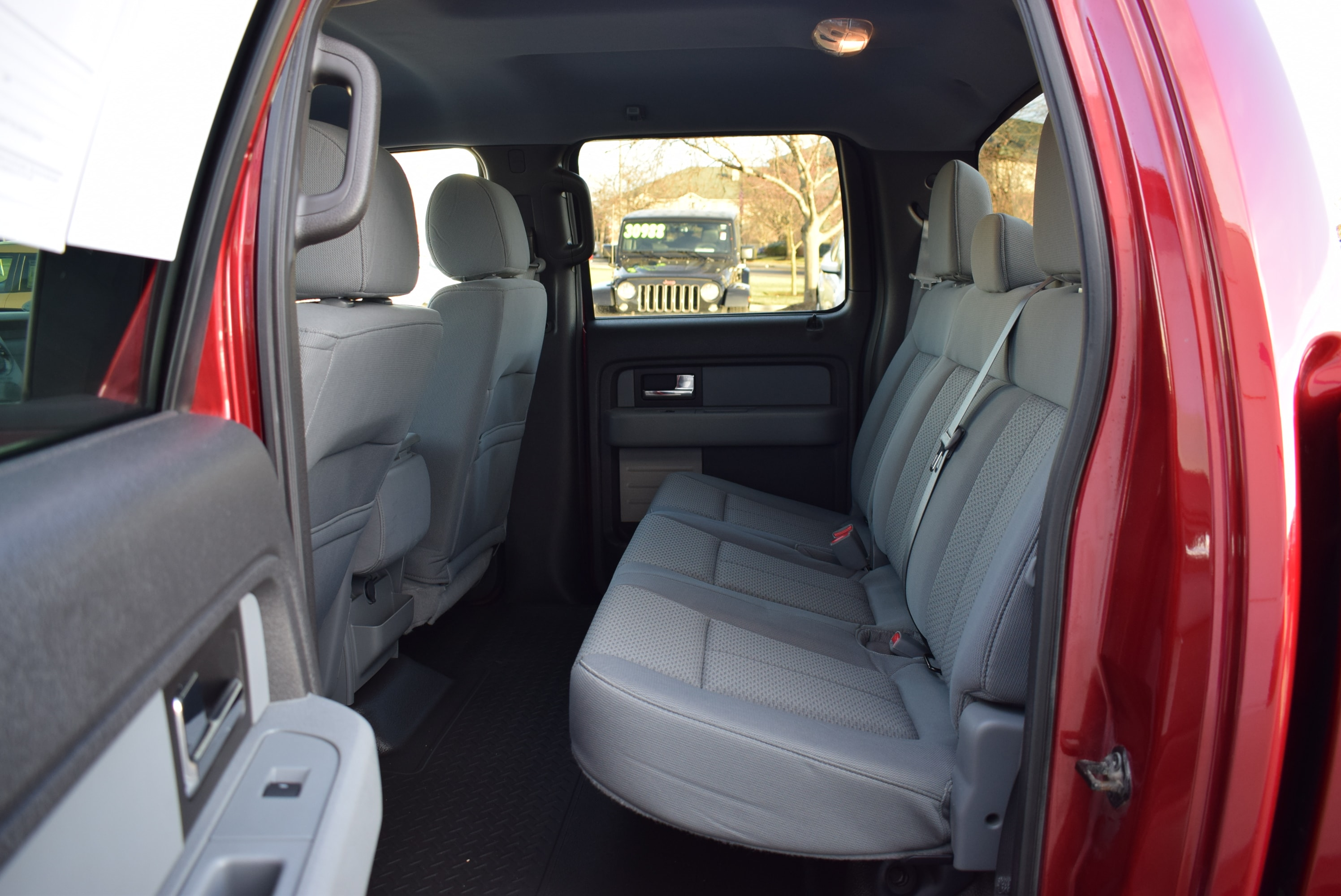 2014 F-150 SuperCrew Cab 4x4,  Pickup #TP2536 - photo 20