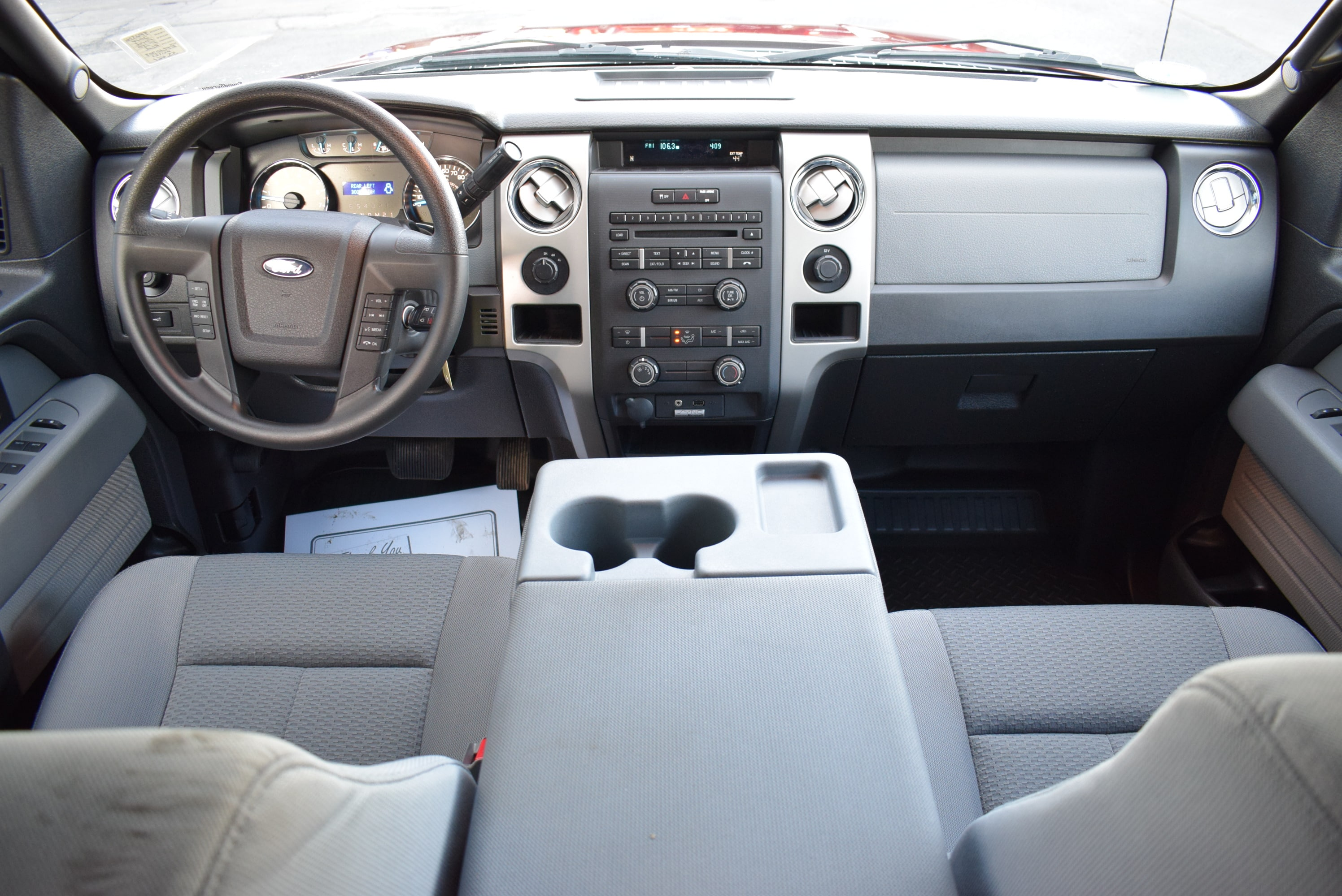 2014 F-150 SuperCrew Cab 4x4,  Pickup #TP2536 - photo 21