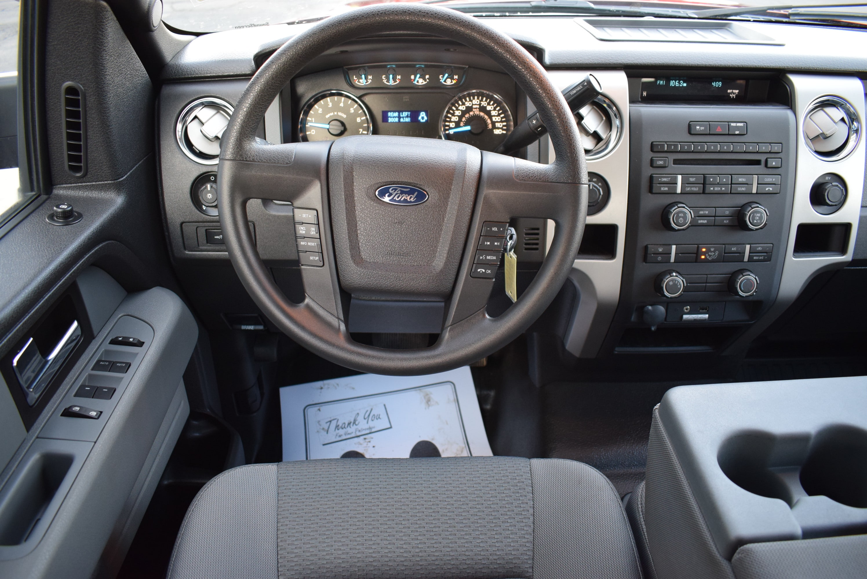 2014 F-150 SuperCrew Cab 4x4,  Pickup #TP2536 - photo 22