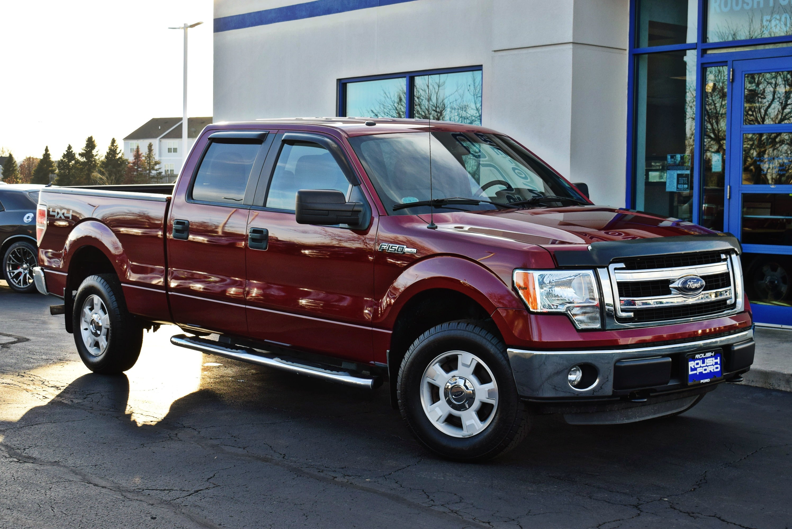 2014 F-150 SuperCrew Cab 4x4,  Pickup #TP2536 - photo 3