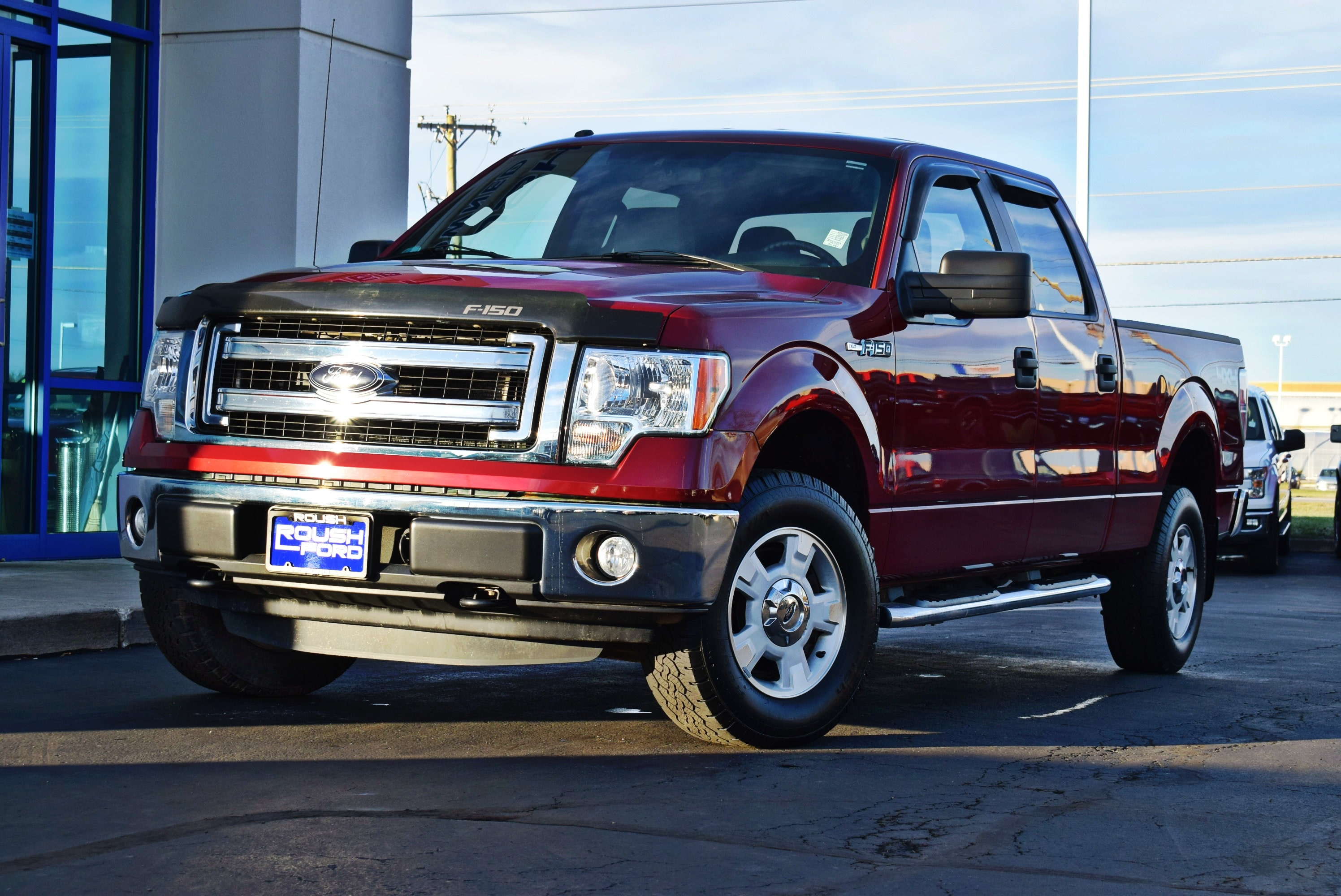 2014 F-150 SuperCrew Cab 4x4,  Pickup #TP2536 - photo 4