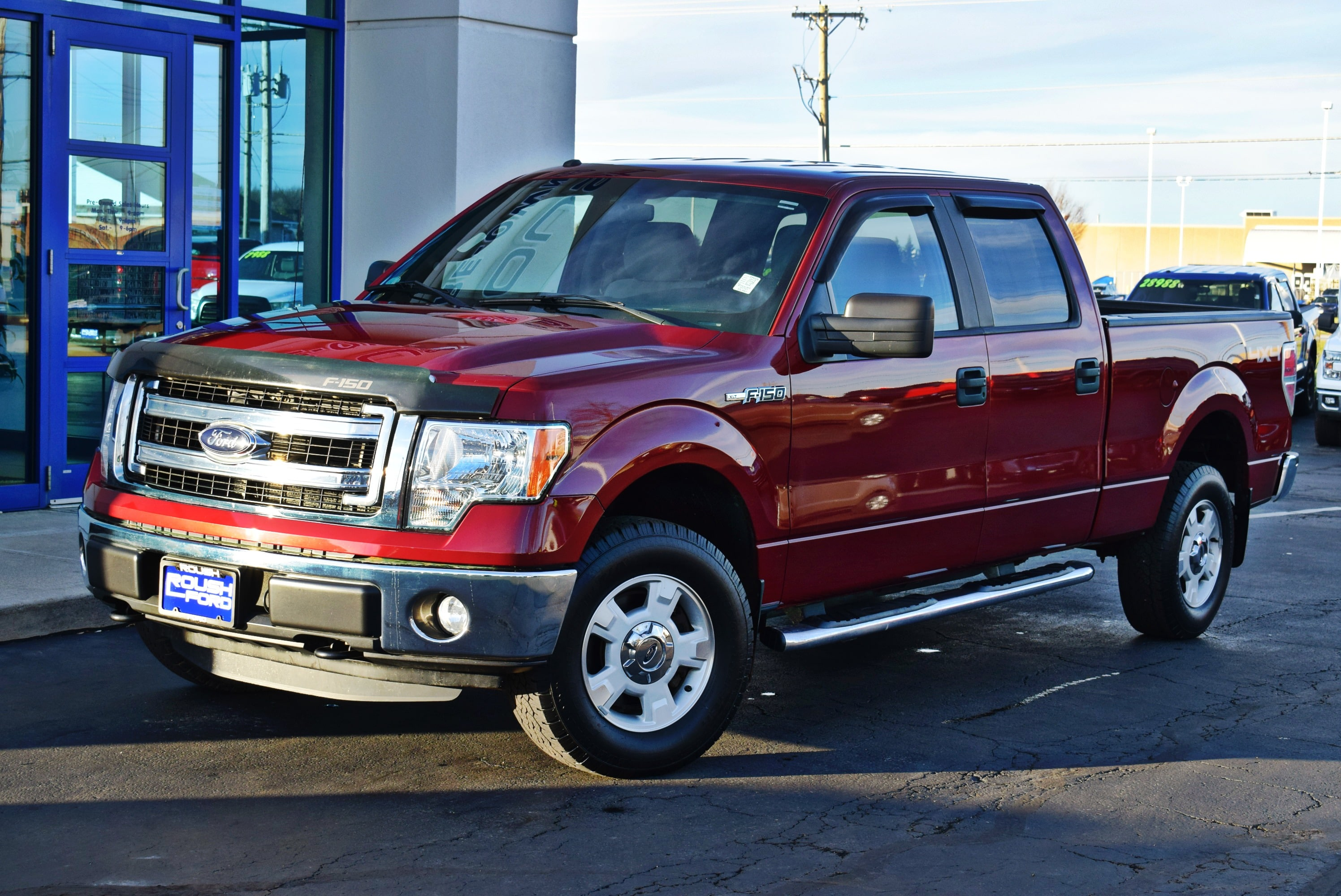 2014 F-150 SuperCrew Cab 4x4,  Pickup #TP2536 - photo 5
