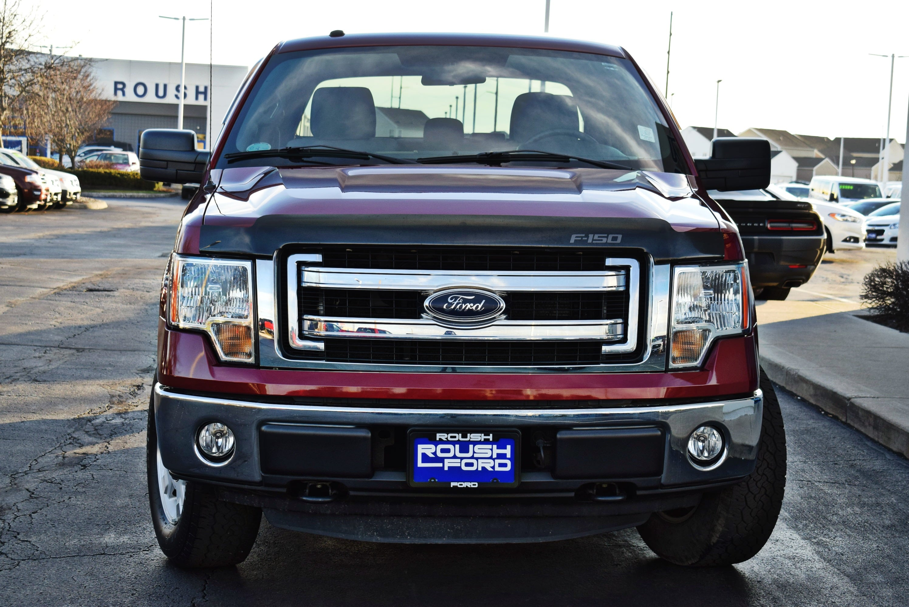 2014 F-150 SuperCrew Cab 4x4,  Pickup #TP2536 - photo 6