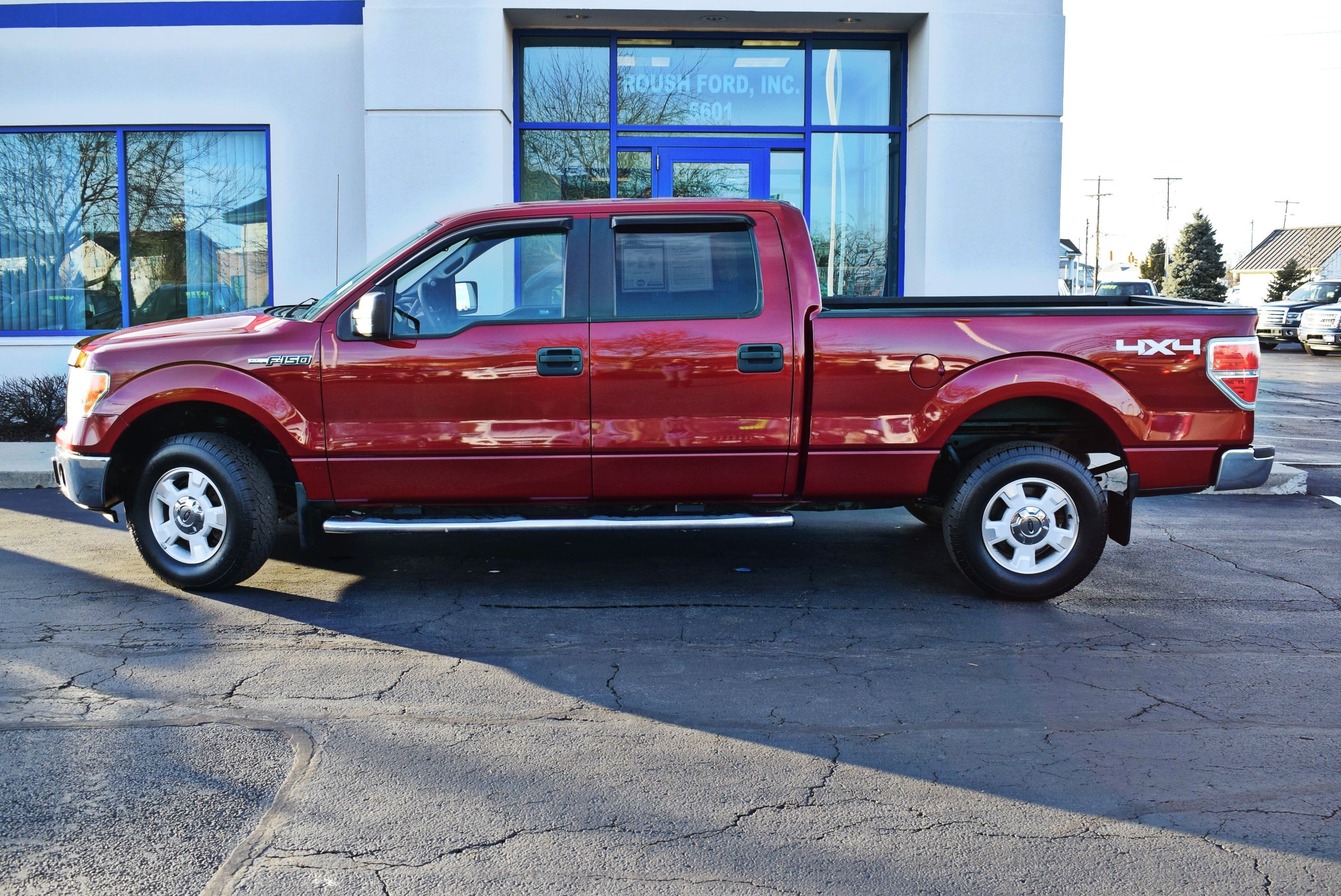 2014 F-150 SuperCrew Cab 4x4,  Pickup #TP2536 - photo 8