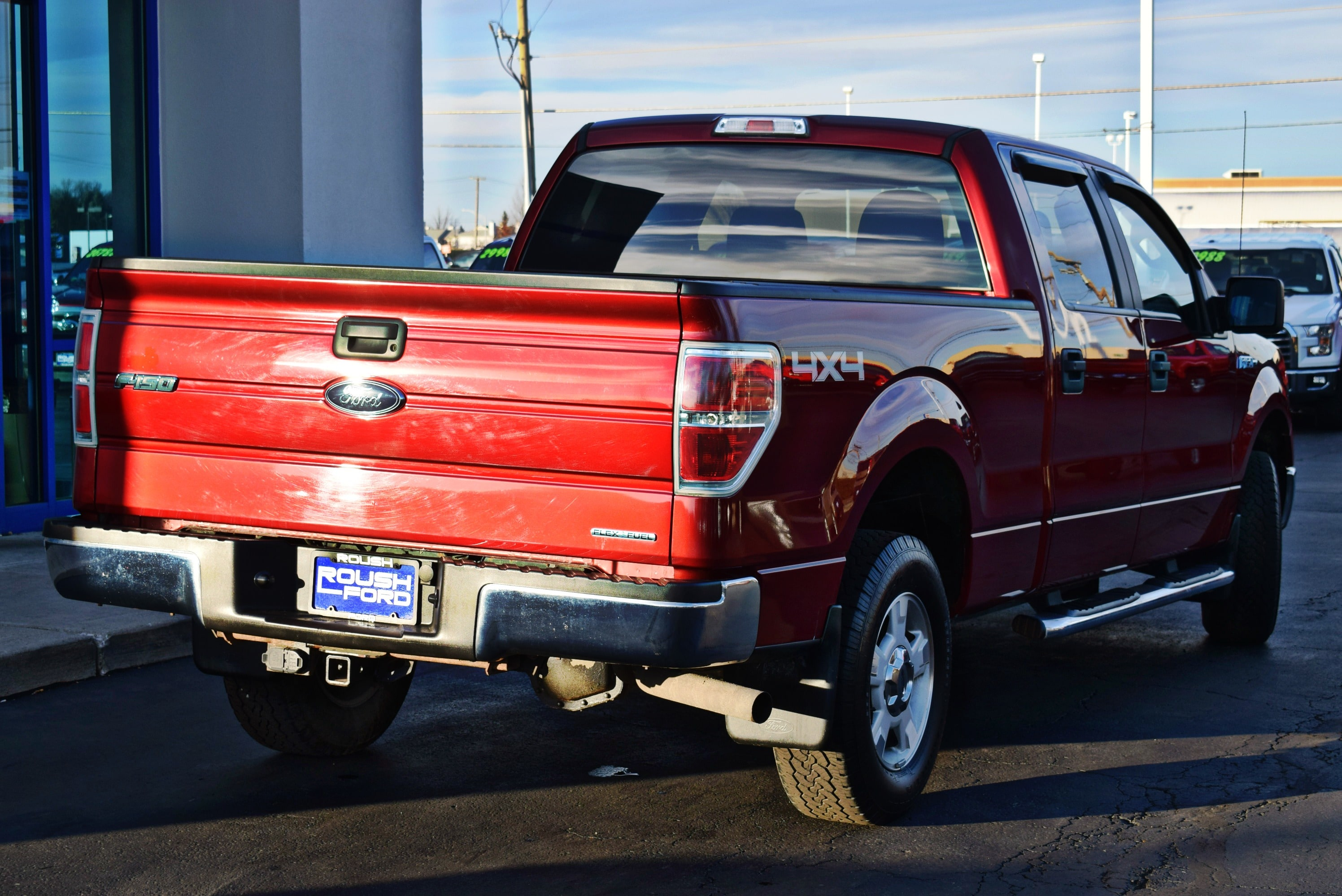 2014 F-150 SuperCrew Cab 4x4,  Pickup #TP2536 - photo 2