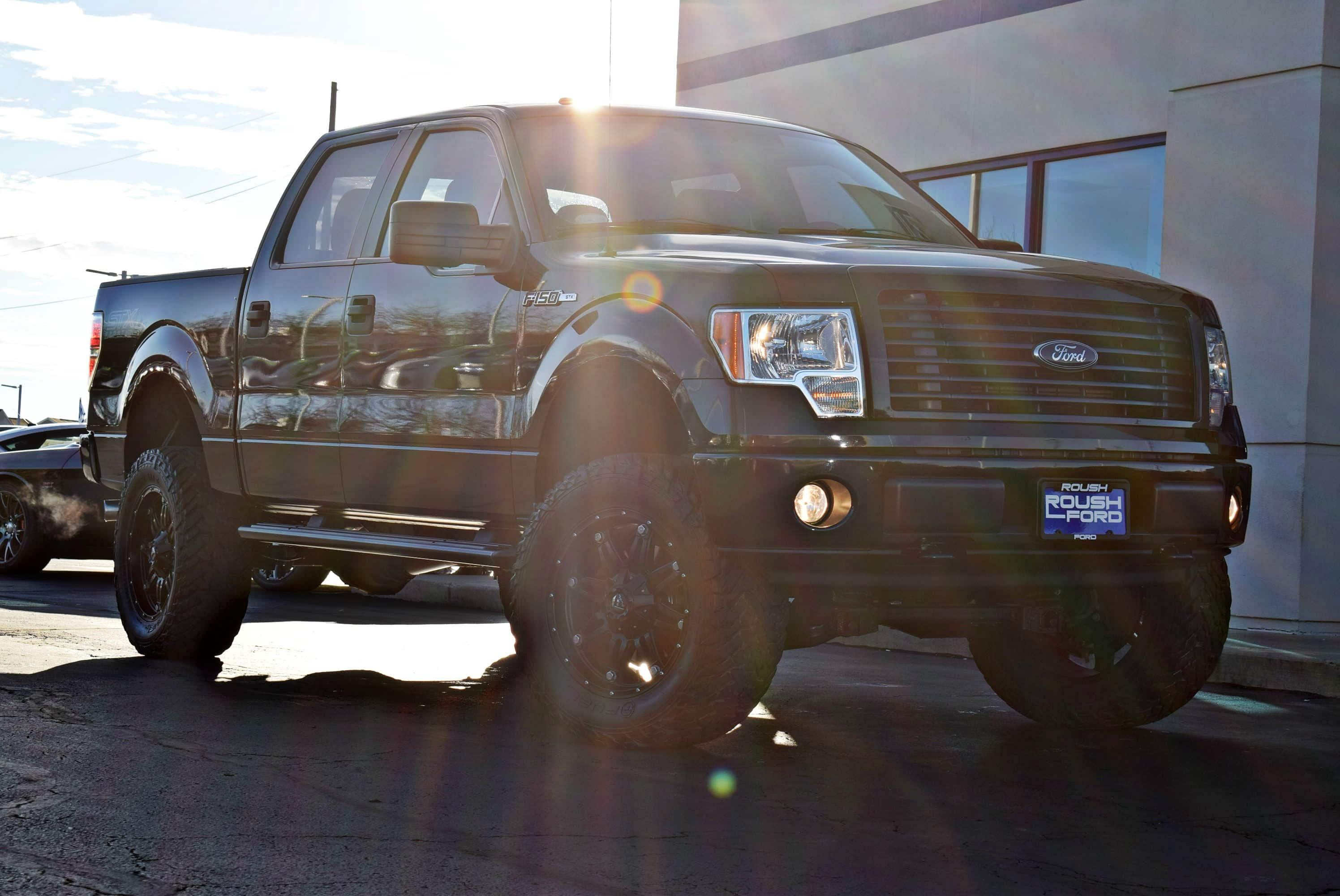 2014 F-150 SuperCrew Cab 4x4,  Pickup #TP2549 - photo 3