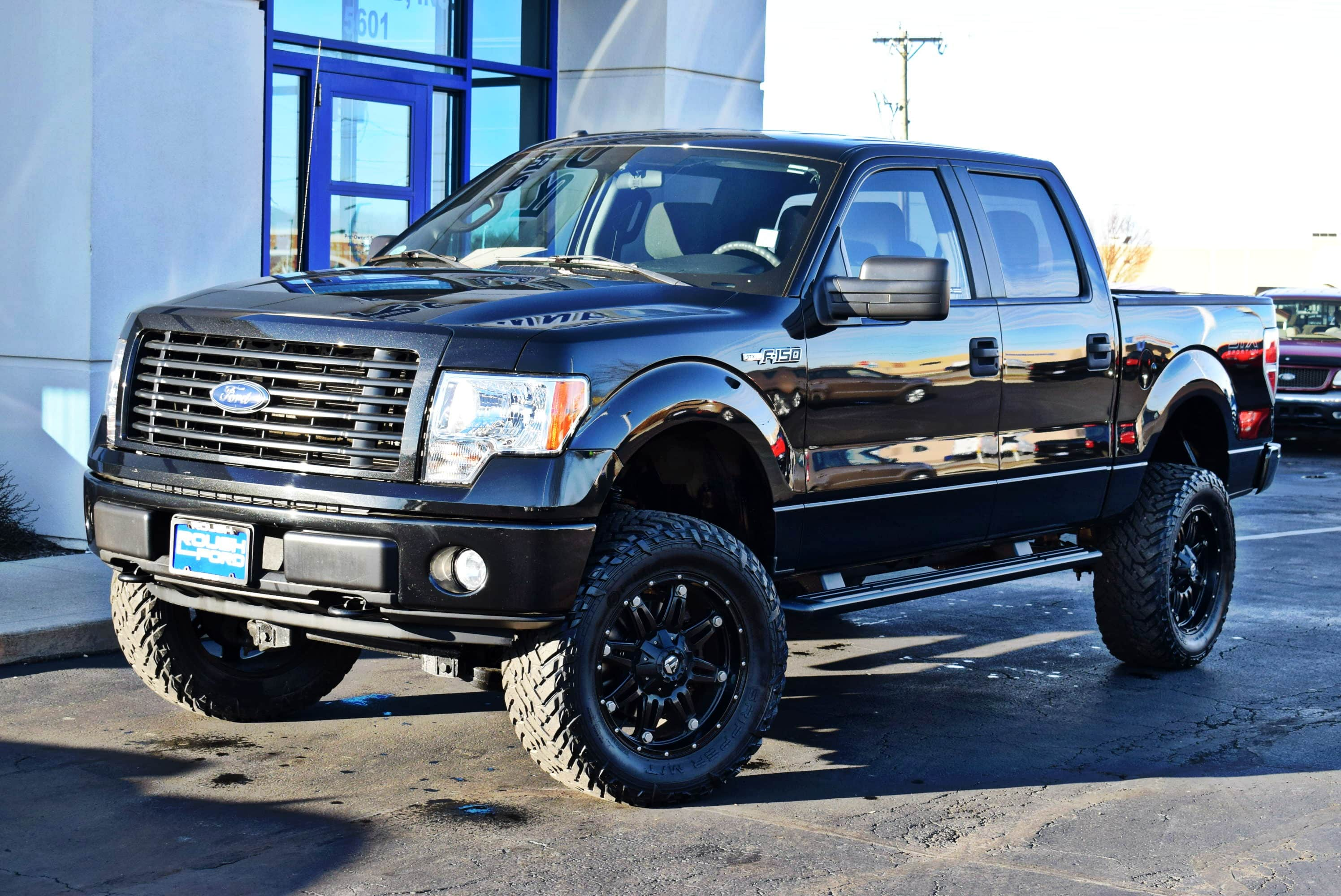2014 F-150 SuperCrew Cab 4x4,  Pickup #TP2549 - photo 5