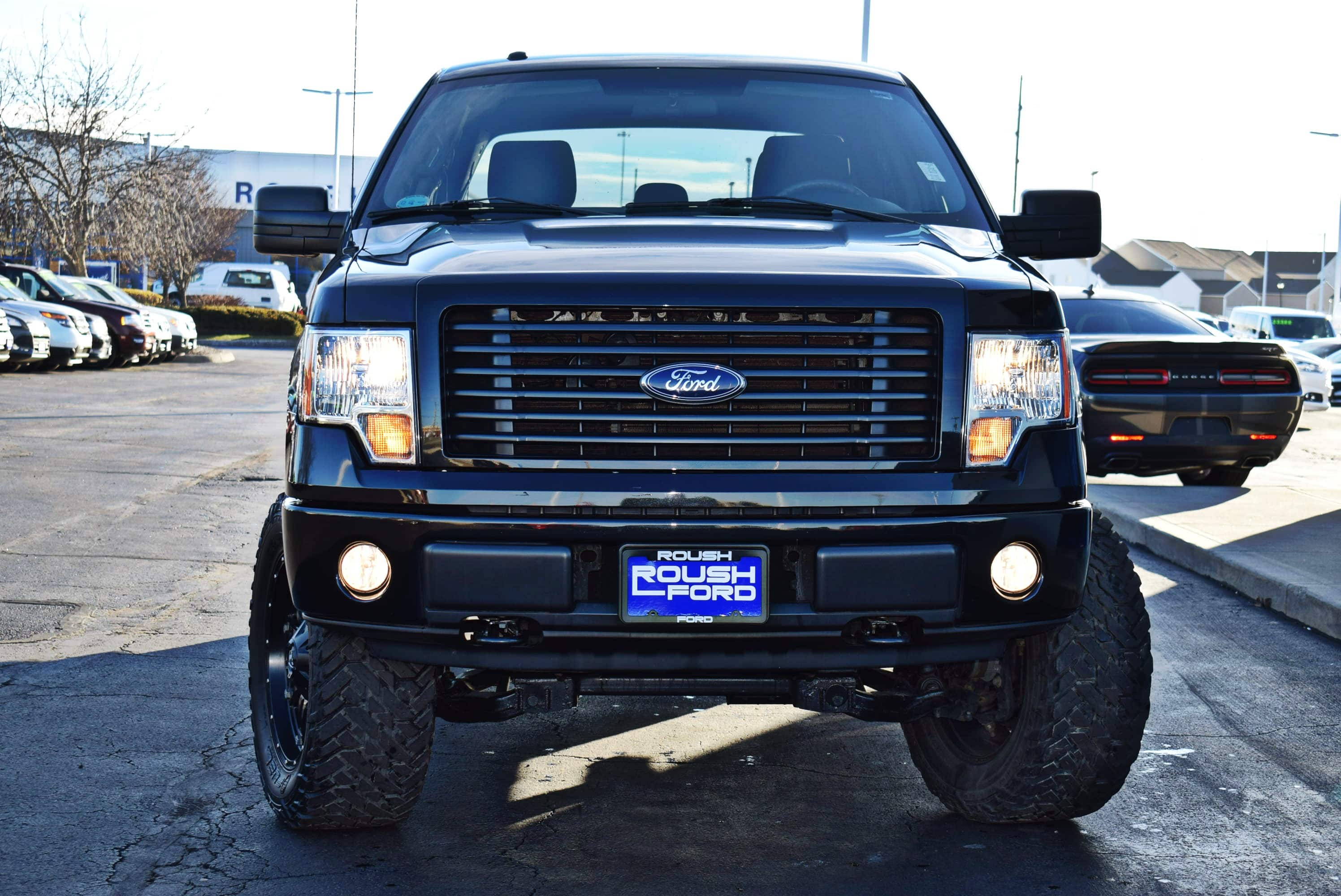 2014 F-150 SuperCrew Cab 4x4,  Pickup #TP2549 - photo 7