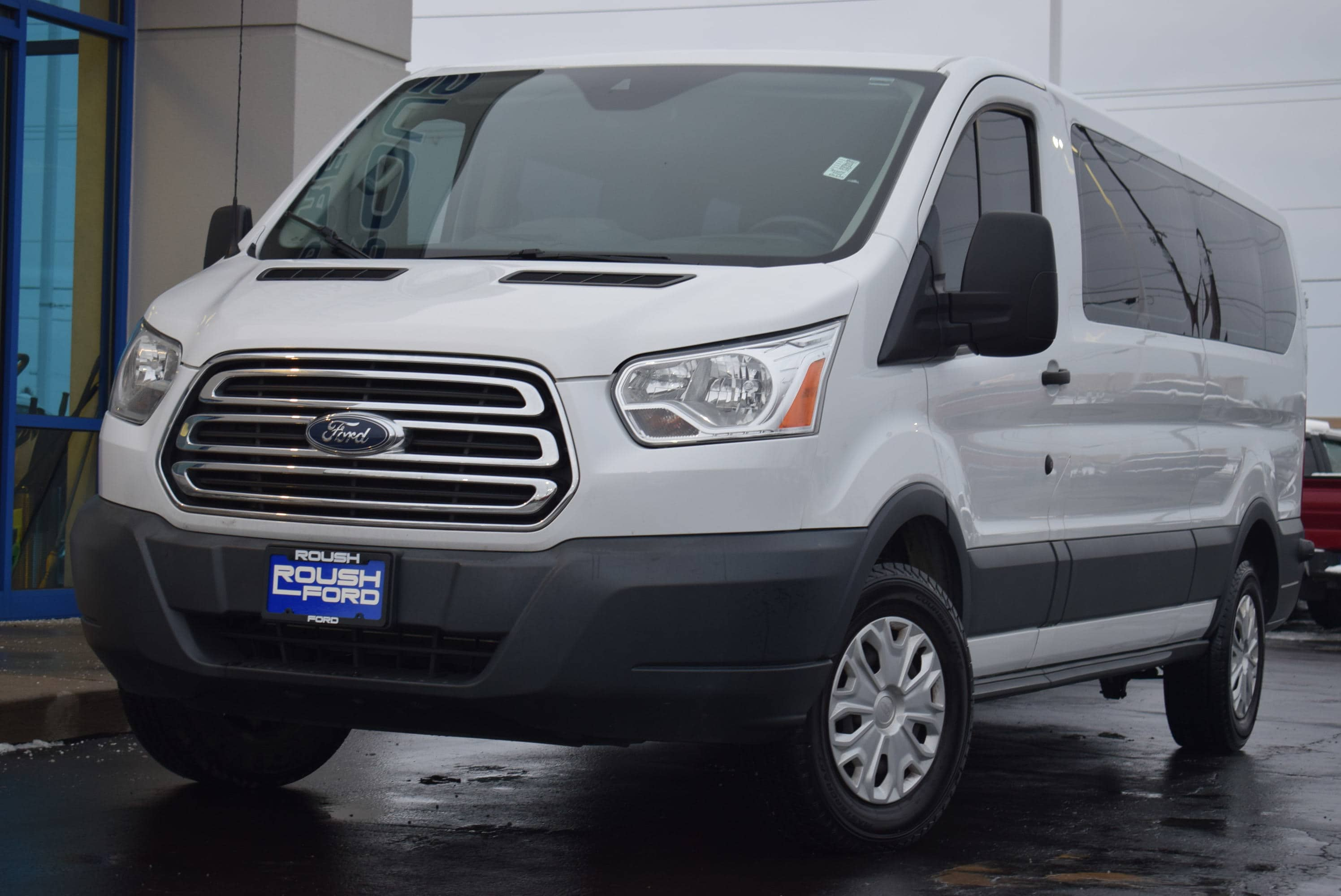 2015 Transit 350,  Passenger Wagon #TP2551 - photo 4
