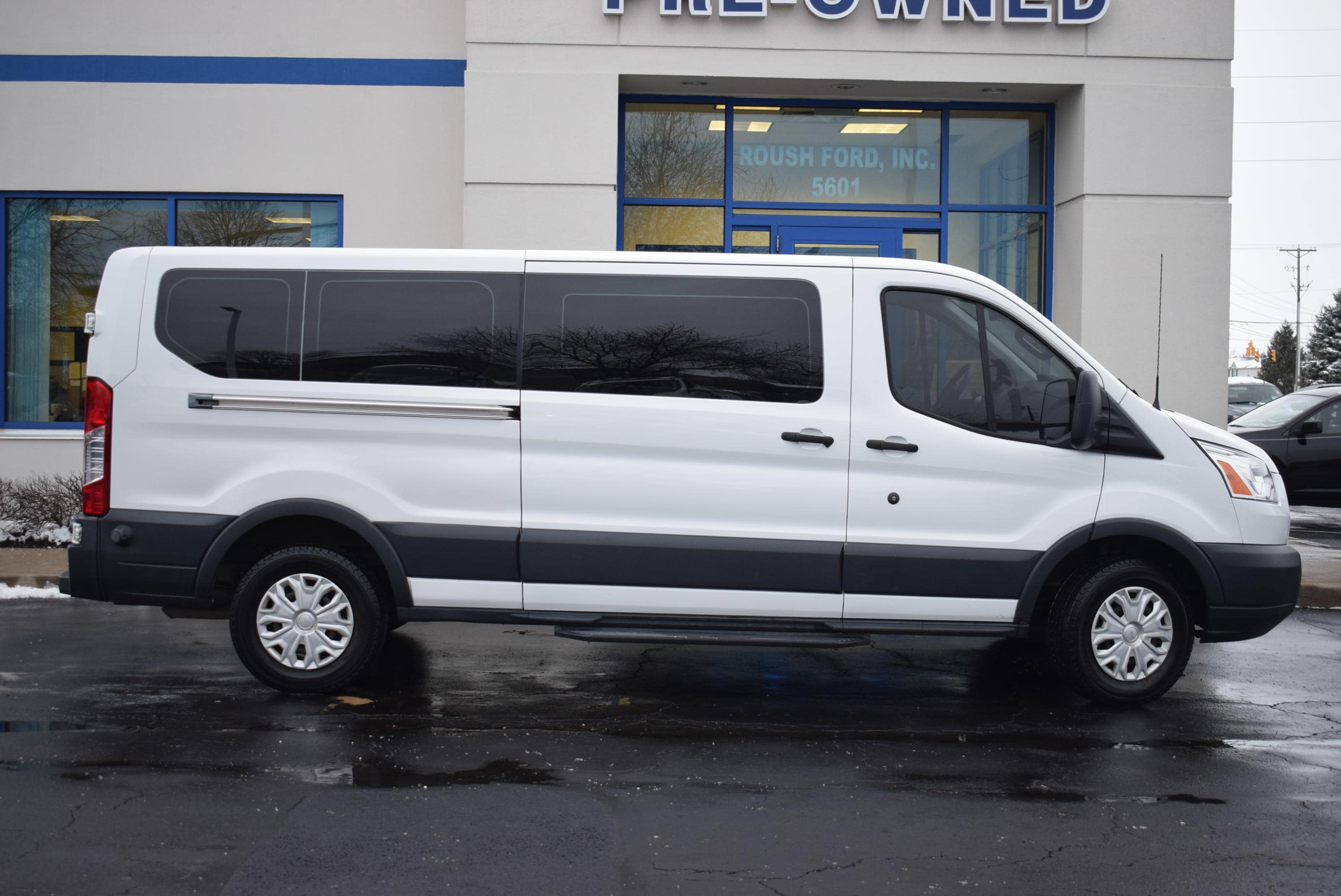 2015 Transit 350,  Passenger Wagon #TP2551 - photo 7